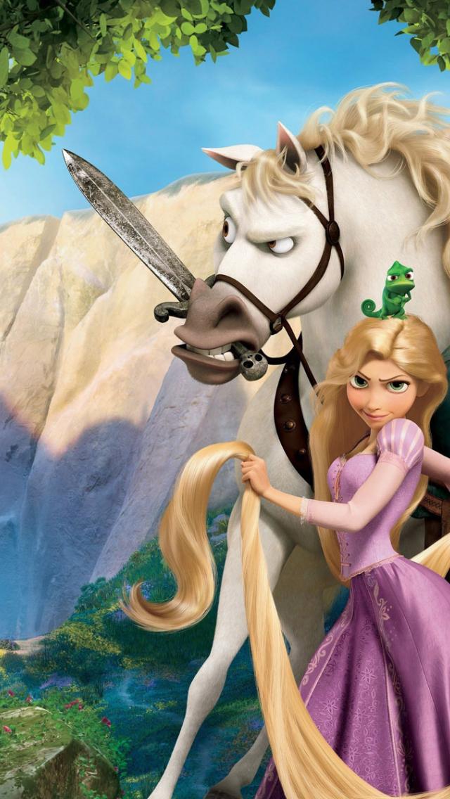 Free download Download image Disney Wallpaper Tangled ...