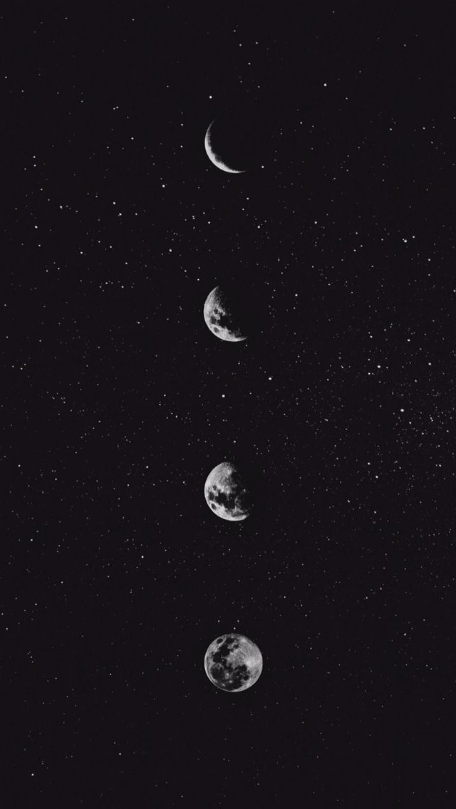 Free Download Aesthetic Moon Wallpaper Large Images Aesthetic Moon