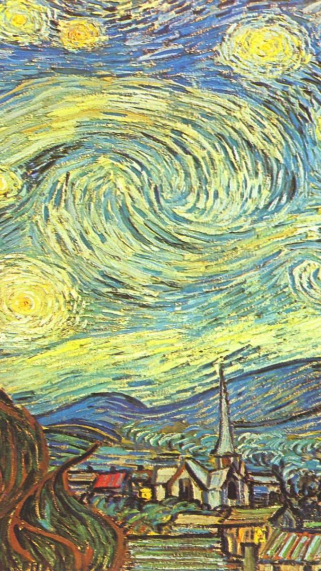 Free Download Vincent Van Gogh Wallpaper 1920x1200 For