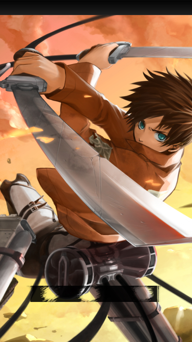 Free Download Like Attack On Titan Iphone 55s Lockscreen Wallpaper 7 By Chchcheckit 640x1136 For Your Desktop Mobile Tablet Explore 49 Attack On Titan Wallpaper Iphone Attack On Titan