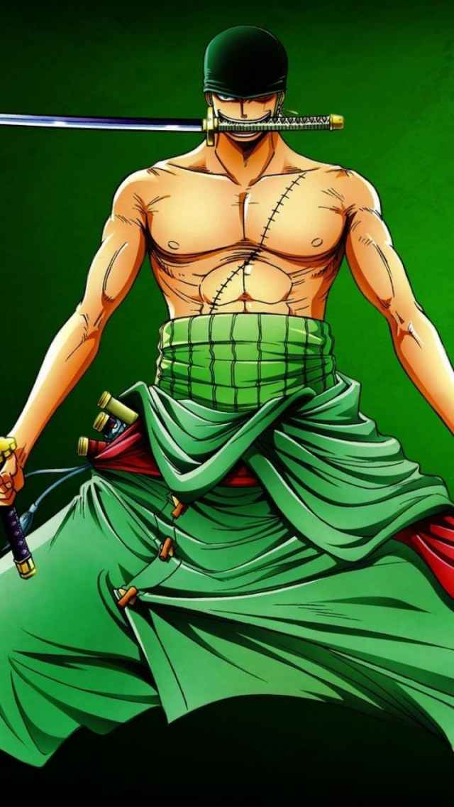 One Piece Wallpaper Iphone Zoro Doraemon