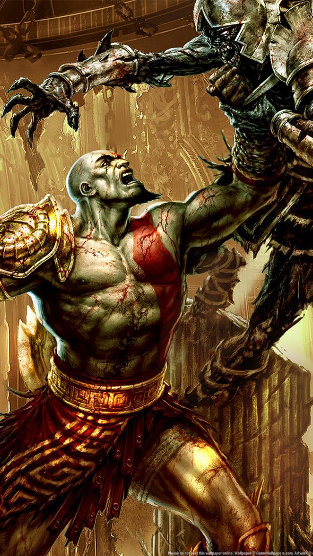 Free Download God Of War Wallpaper Hd 1080p Wallpaper 80115