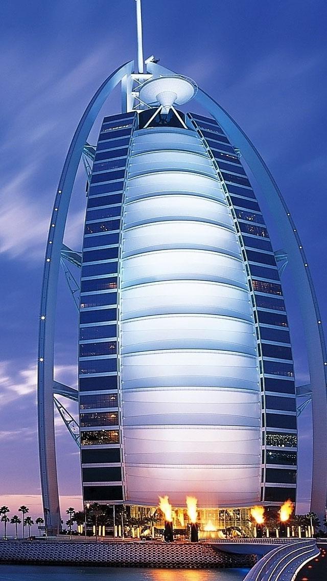 Free Download Burj Al Arab Jumeirah Dubai Wallpaper Iphone