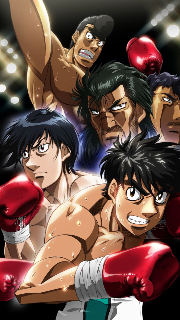 Free Download Hajime No Ippo Wallpaper And Scan Gallery Minitokyo 1052x1411 For Your Desktop Mobile Tablet Explore 24 Hajime No Ippo Wallpapers Hajime No Ippo Wallpapers Hajime Ichinose Wallpapers No Wallpaper