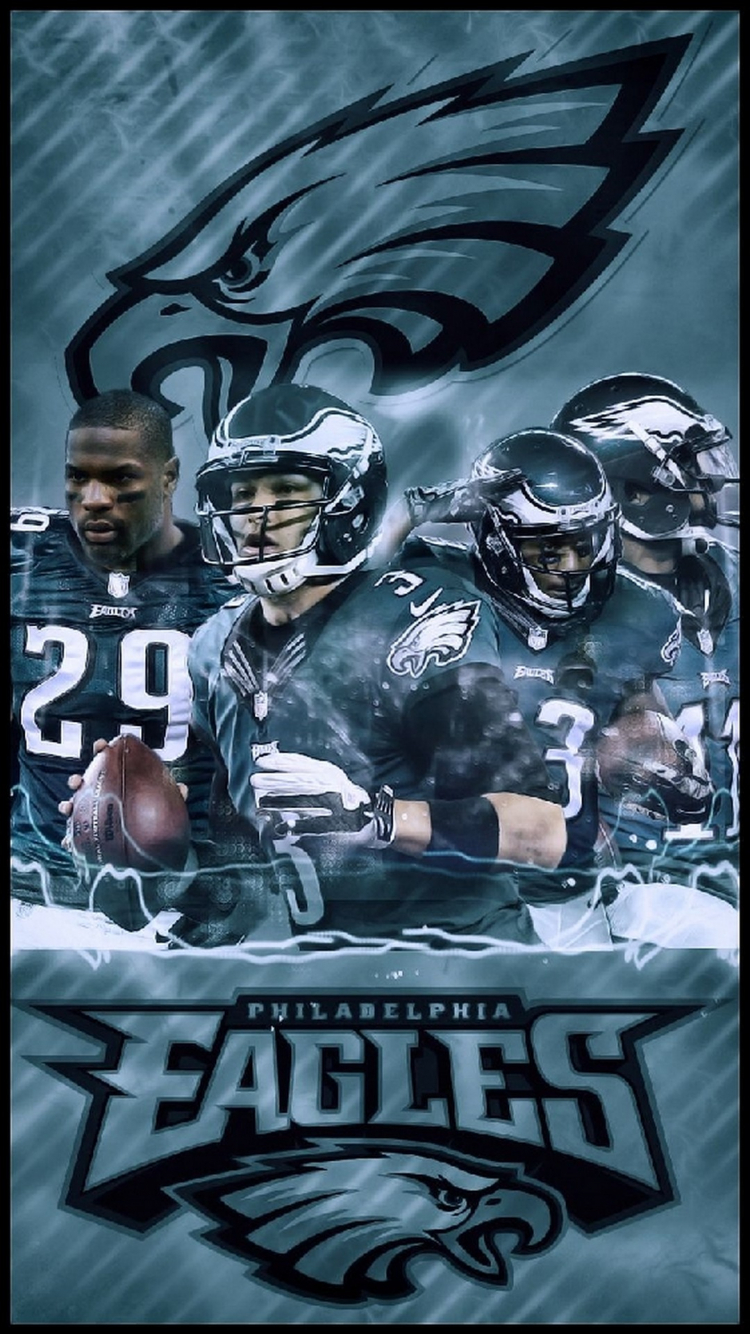 iPhone Wallpaper HD The Eagles 2020