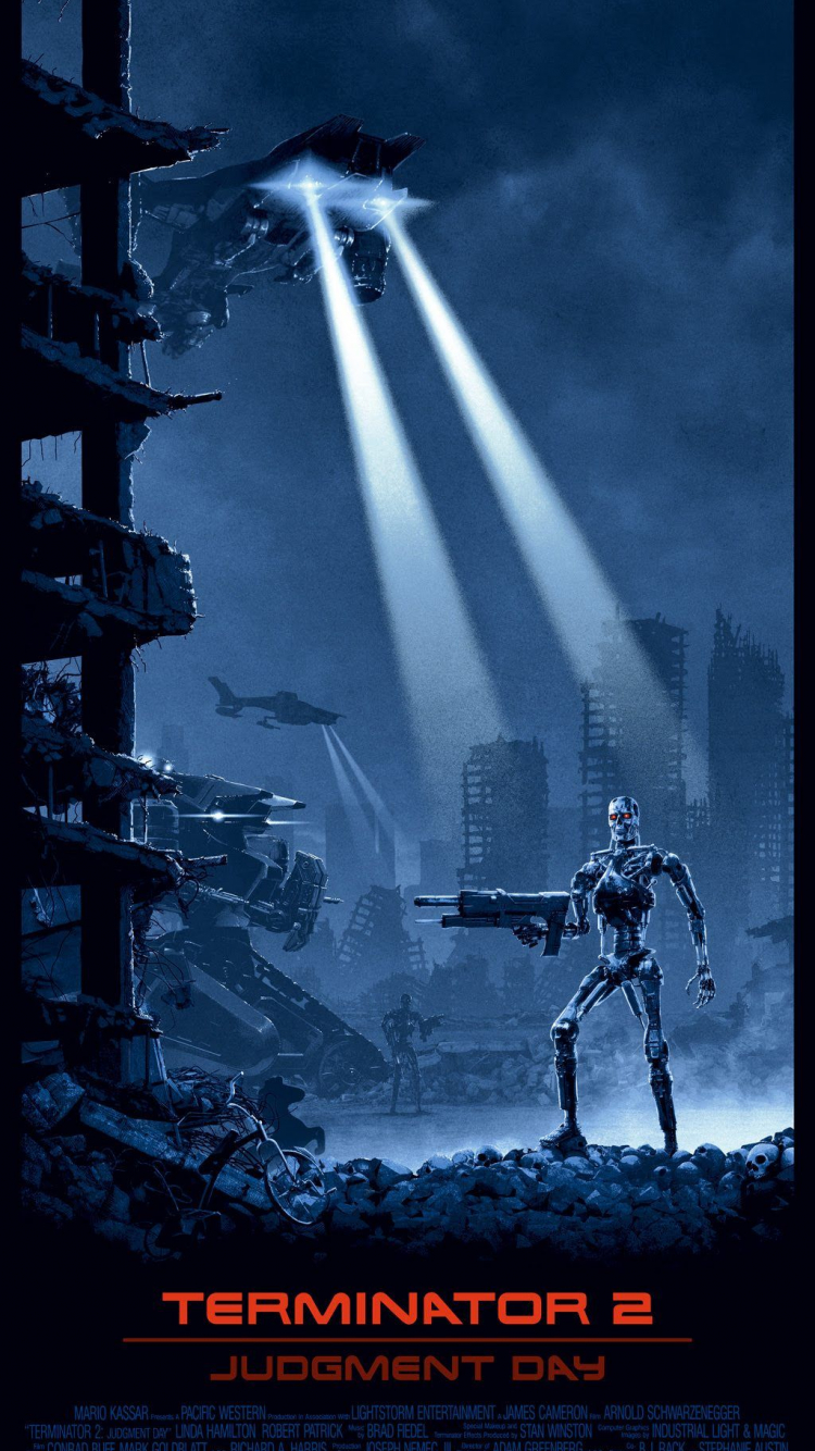 Free Download Terminator 2 Judgment Day 1991 Hd Wallpaper From Gallsourcecom 1024x2048 For Your Desktop Mobile Tablet Explore 34 Terminator 2 Judgment Day Wallpapers Terminator 2 Judgment Day Wallpapers Terminator 2 Wallpaper Terminator