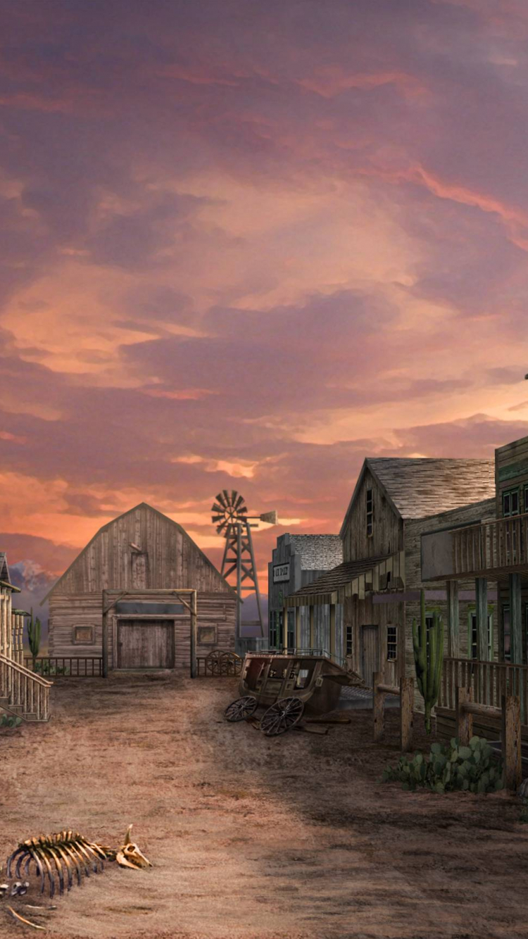 Free Download Wild West Wallpapers 2700x1727 For Your