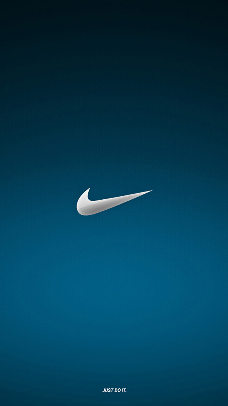 Free Download Funny Nike Just Do It Wallpaper 750x1334 For Your