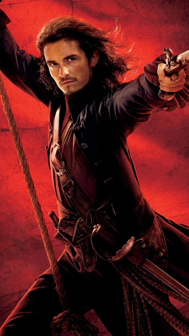 Free Download Pirates Of The Caribbean 4 Iphone 6 Wallpaper
