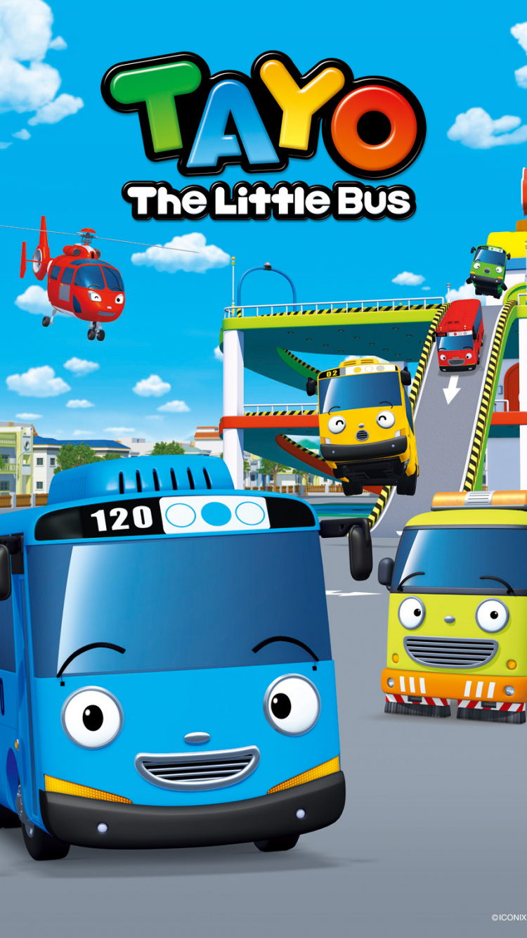 Free [] [TAYO] The Little Bus [ ] [1088x1524] For