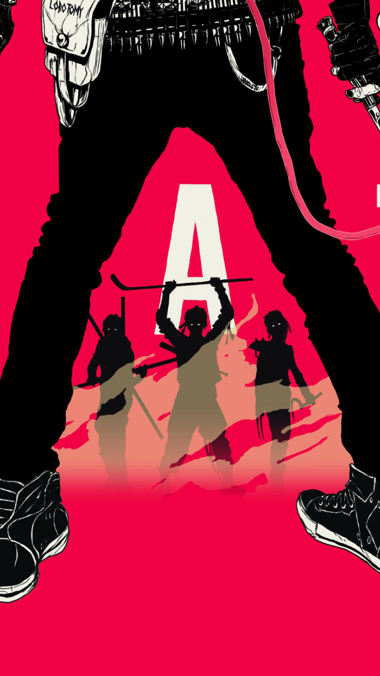 Free Download Queens Of The Stone Age Like Clockwork Wallpaper
