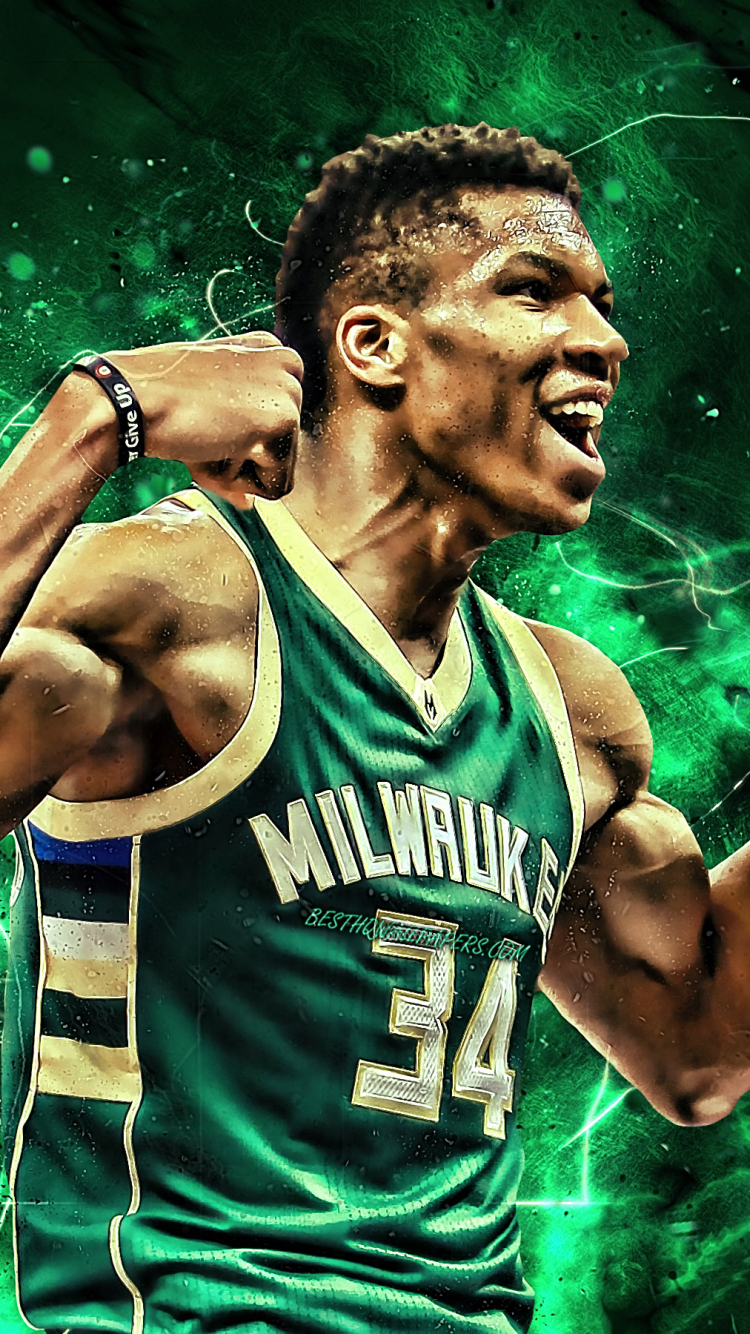 Free download Download wallpapers Giannis Antetokounmpo ...