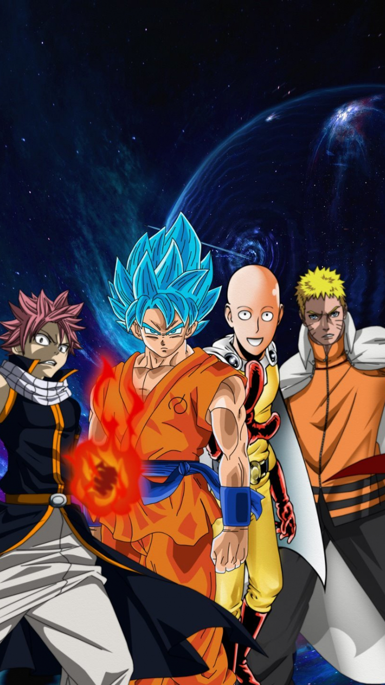 Free download Anime Crossover Wallpapers Top Anime ...