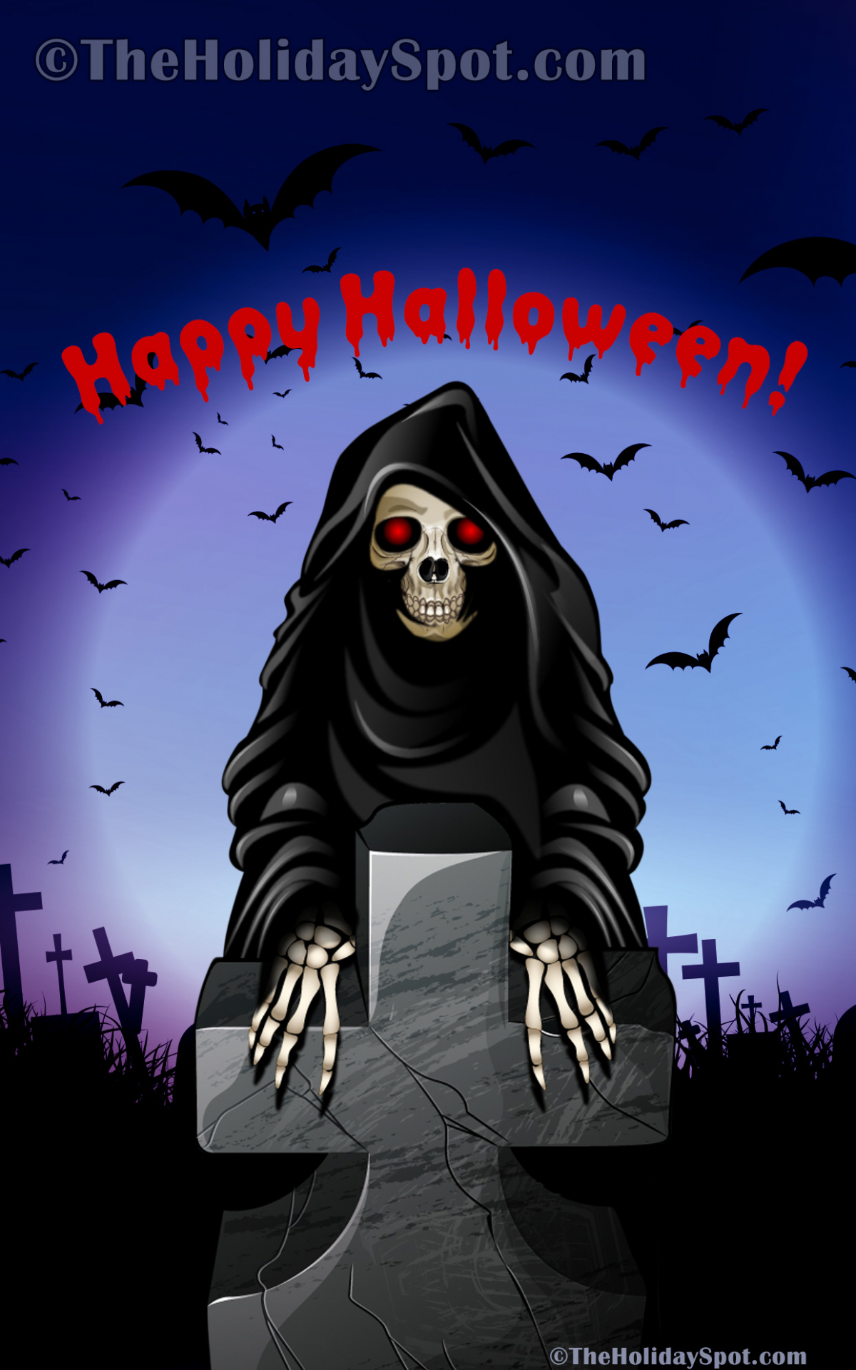 Free Download Halloween Wallpapers For Iphone 1242x2208 For Your