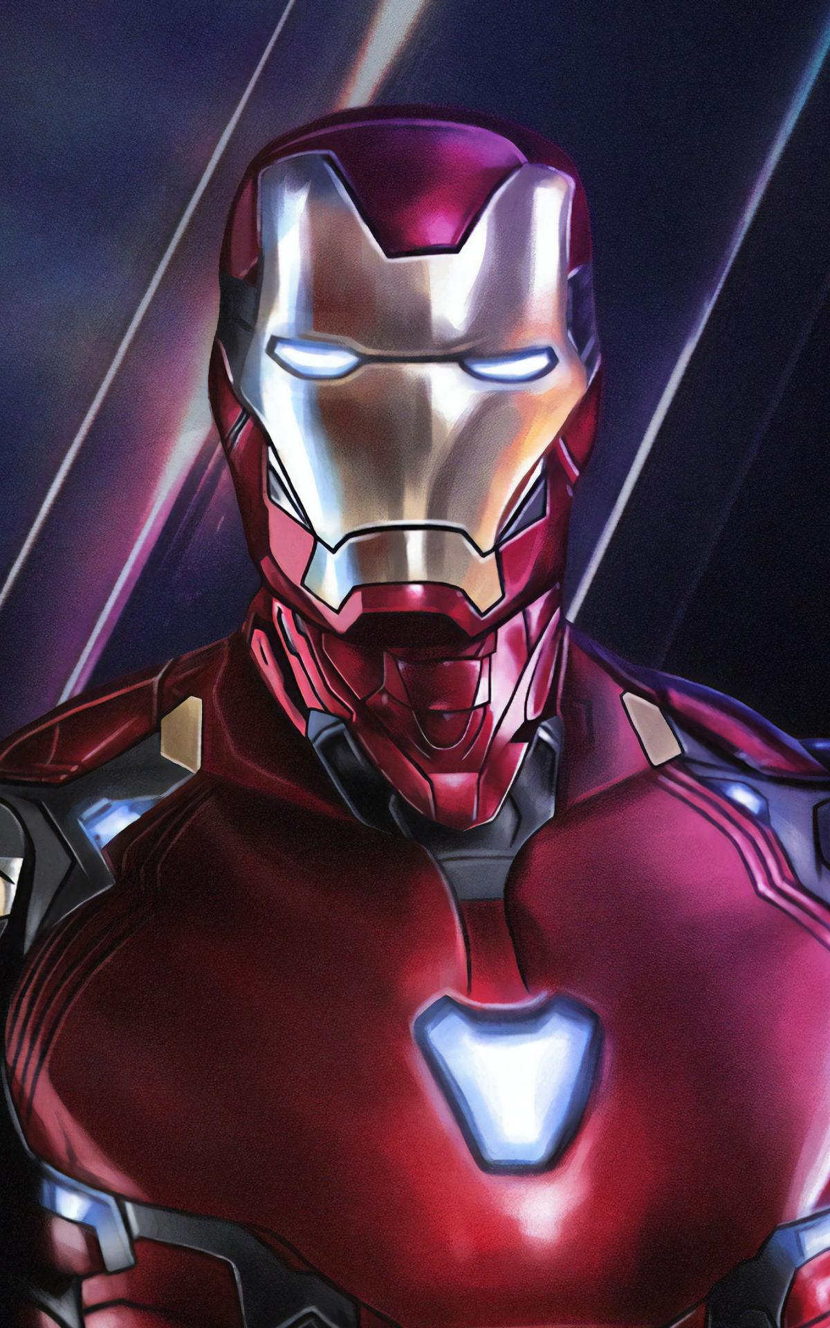Free download 4k Iron Man Avengers Endgame Wallpaper Hook ...