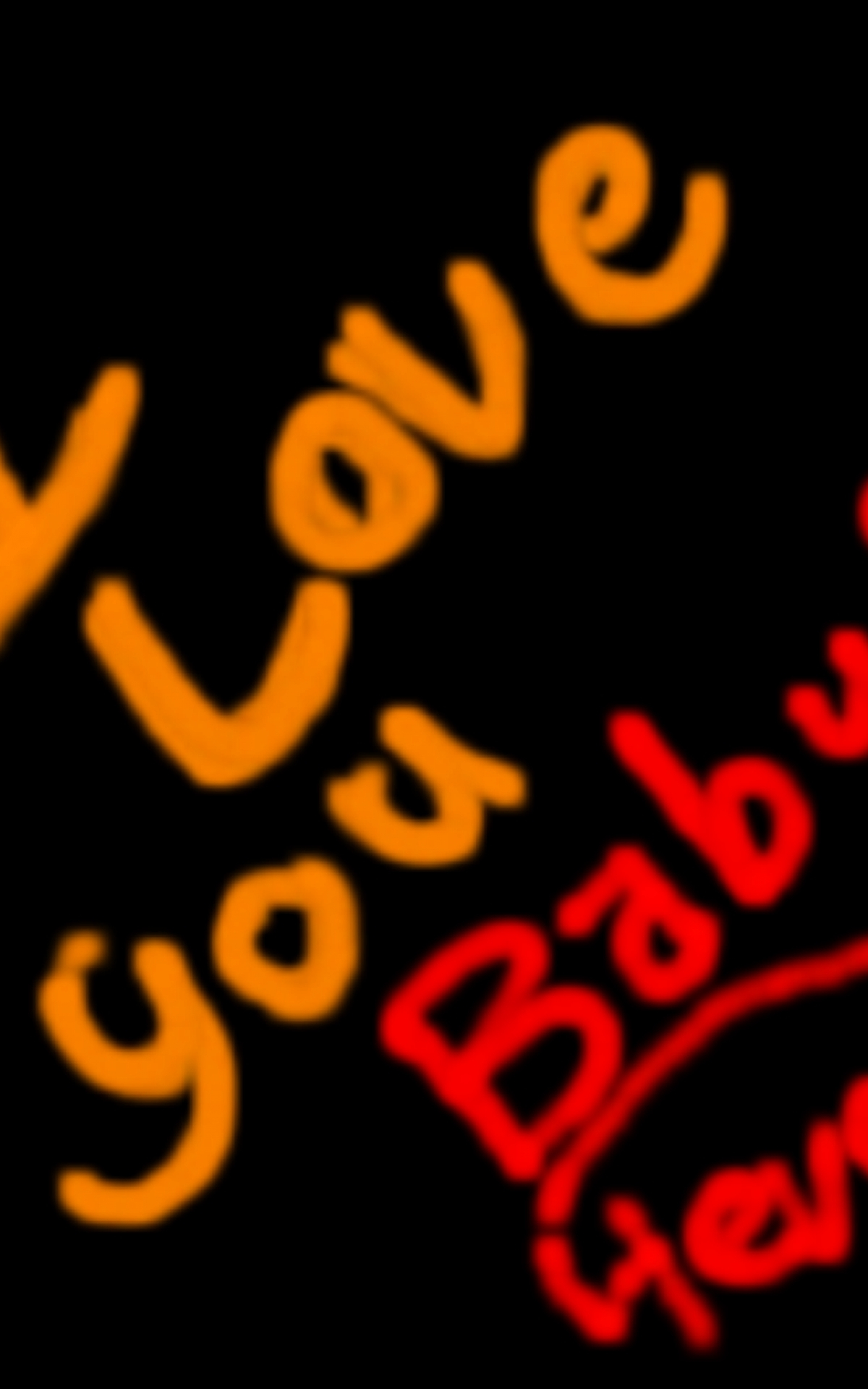 Free Download I Love You Baby Logo Quotes Iphone 7