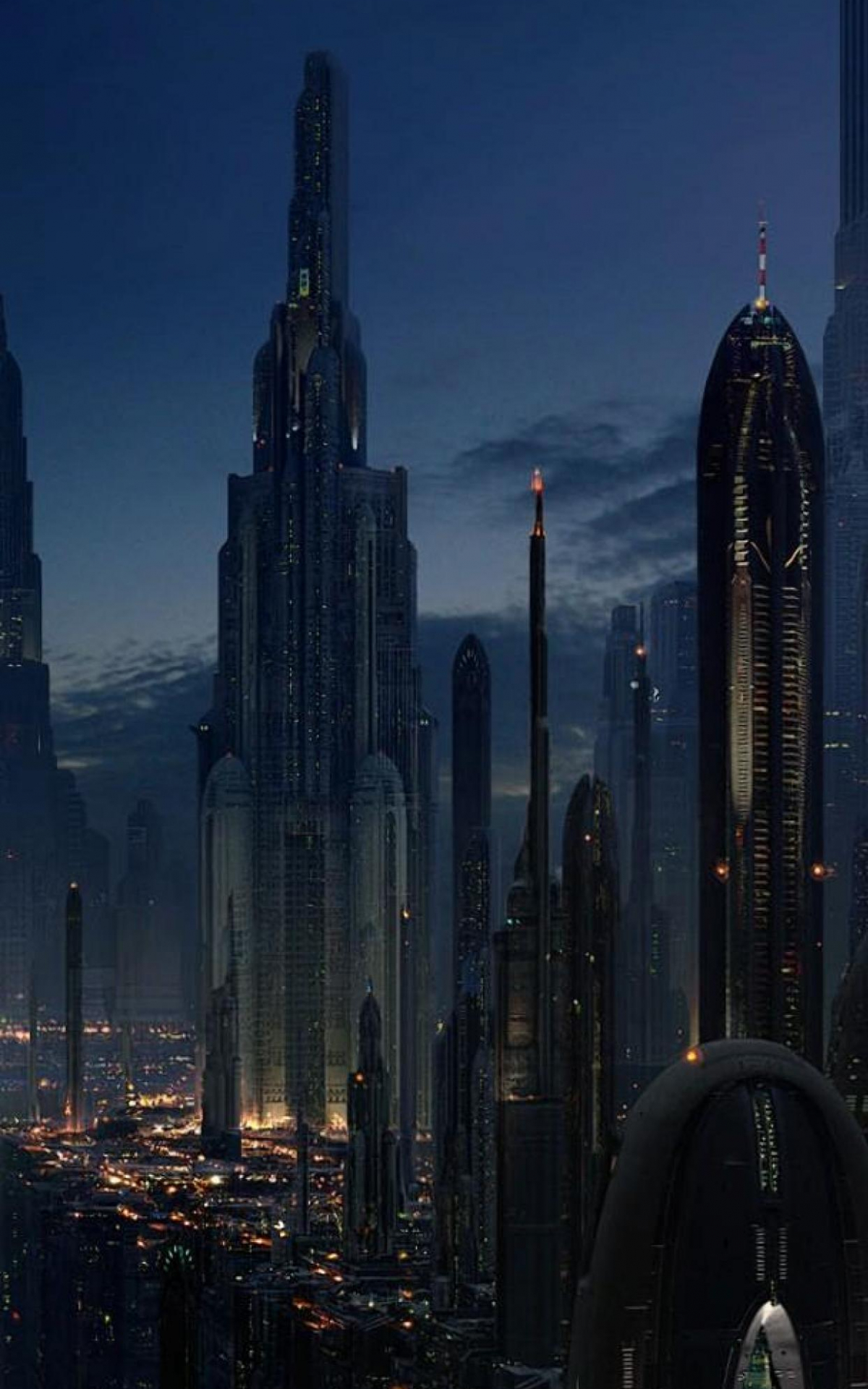 Free Download Star Movies Coruscant Star Wars Wars Coruscant Hd 1242x2208 For Your Desktop Mobile Tablet Explore 71 Coruscant Wallpaper Star Wars Landscape Wallpaper Star Wars 4k Wallpaper Computer