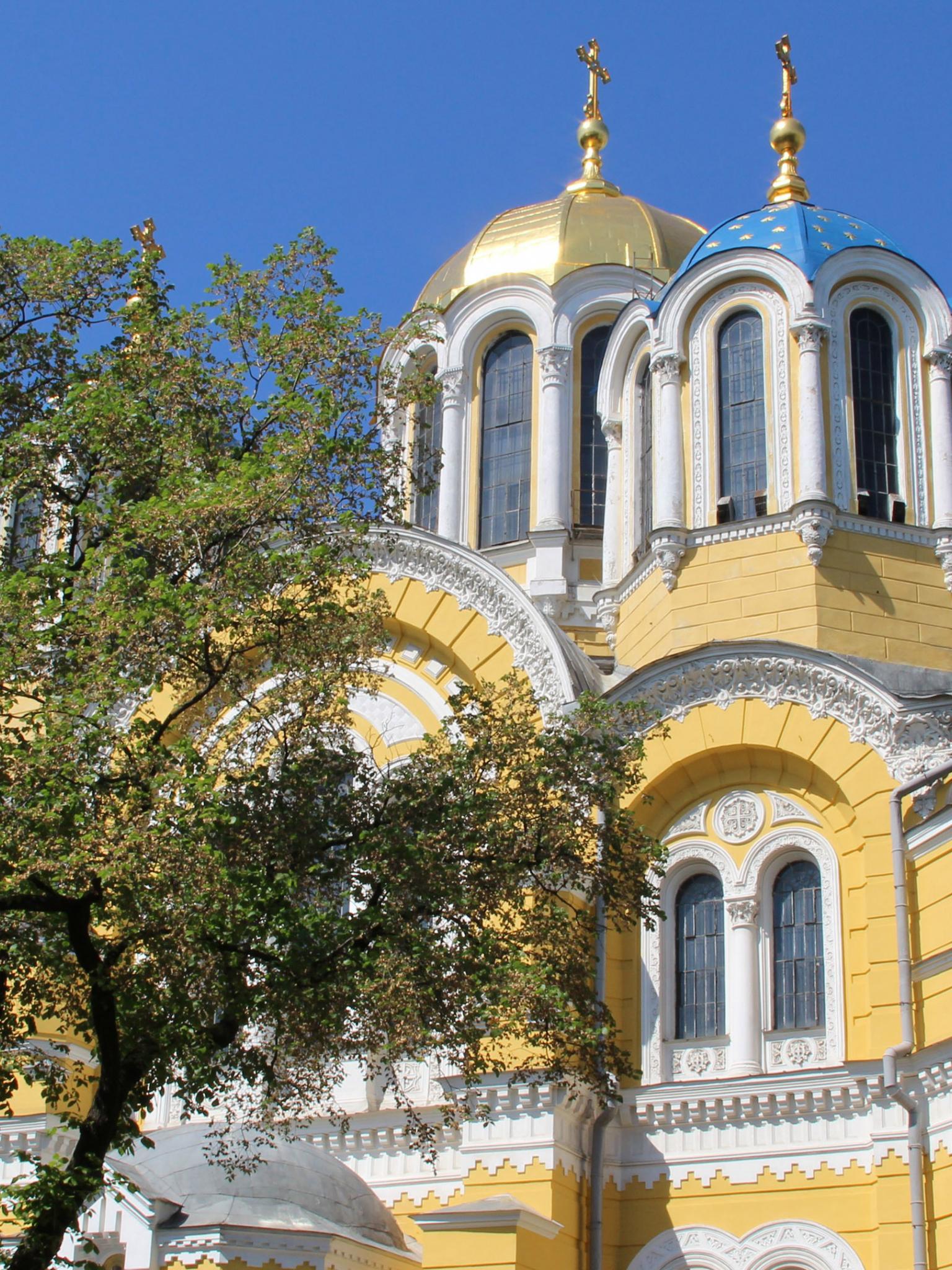 Free Download Orthodox Church In Russia Wallpaper World