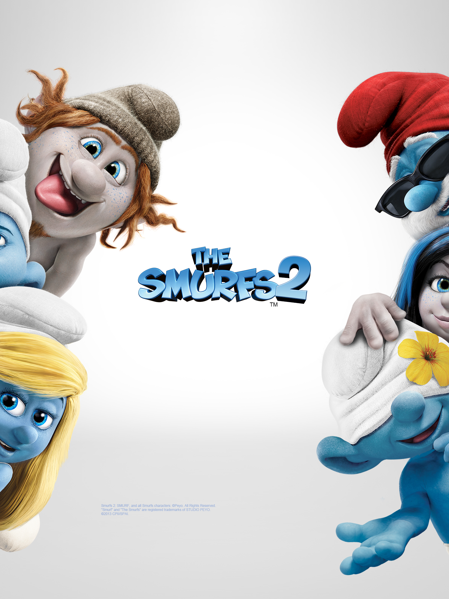 Free Download The Smurfs 2 2013 Wallpapers Facebook Cover Photos Characters 2048x2048 For Your Desktop Mobile Tablet Explore 75 Smurf Wallpapers Smurfs Wallpaper For Desktop Free Vintage Smurf Wallpaper Papa Smurf Wallpaper