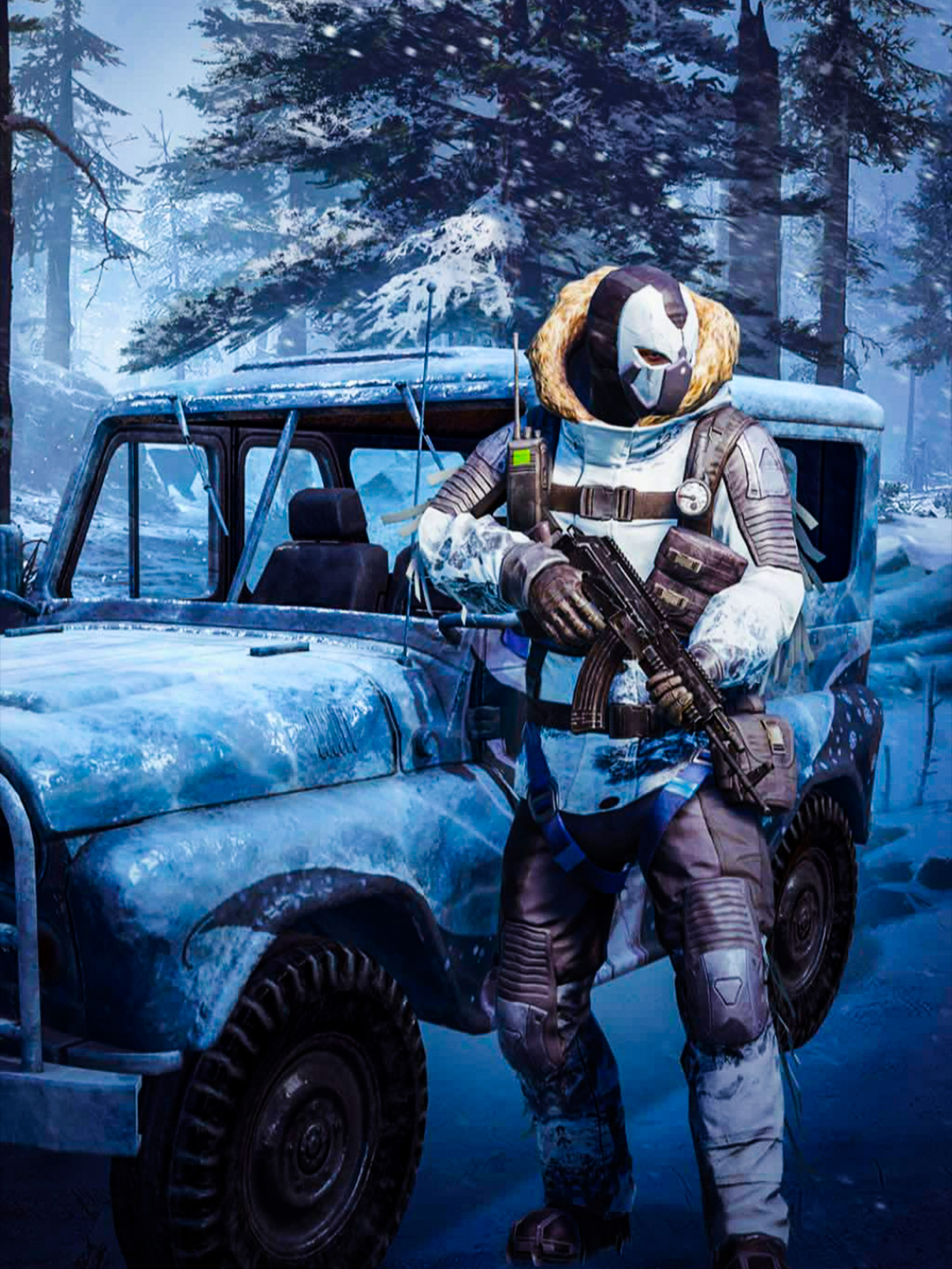 Free download PUBG Mobile Snowman 4K Ultra HD Mobile ...