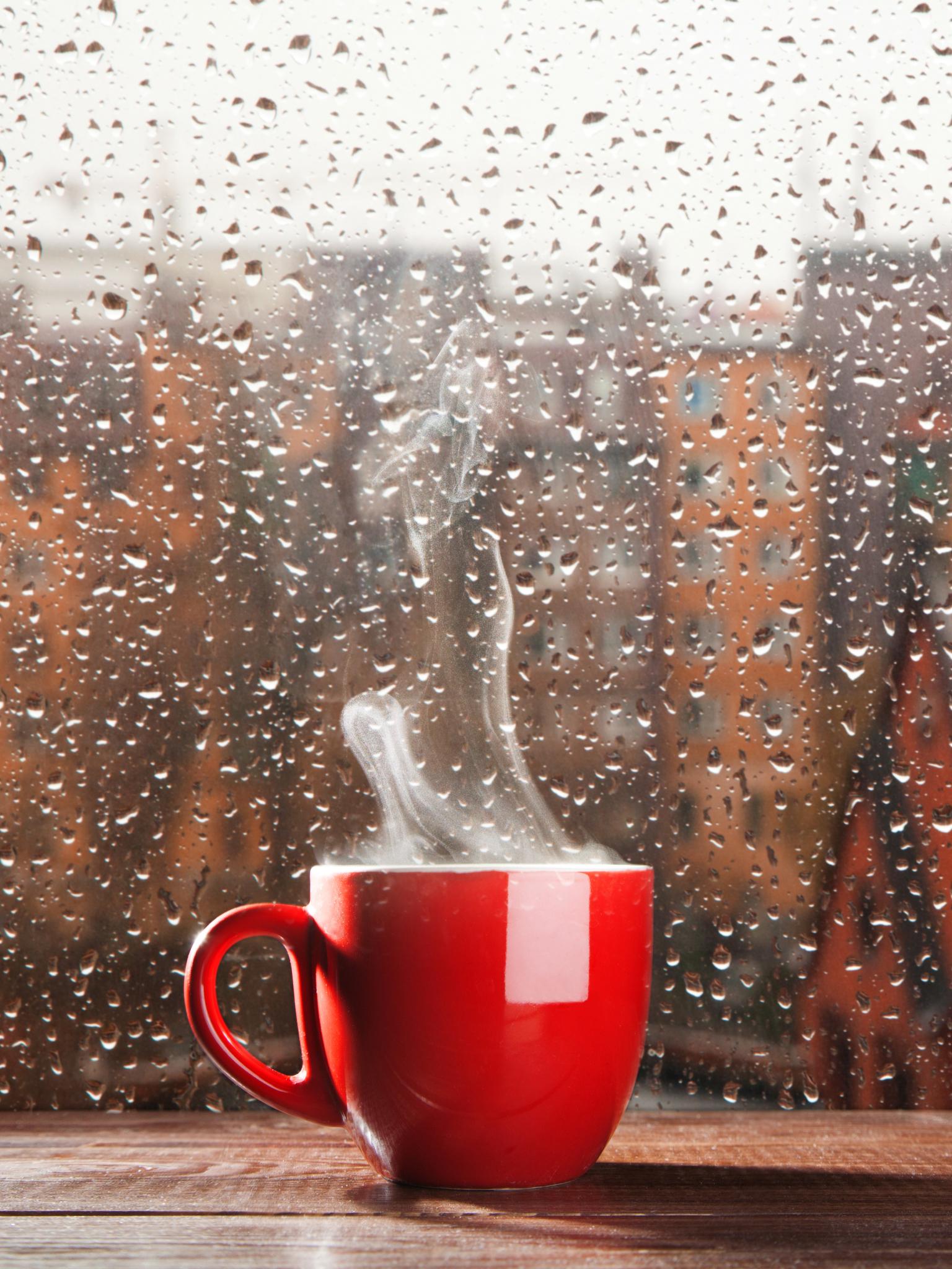 Картинки анимации хорошего дня если даже на улице дождь, надписью костя