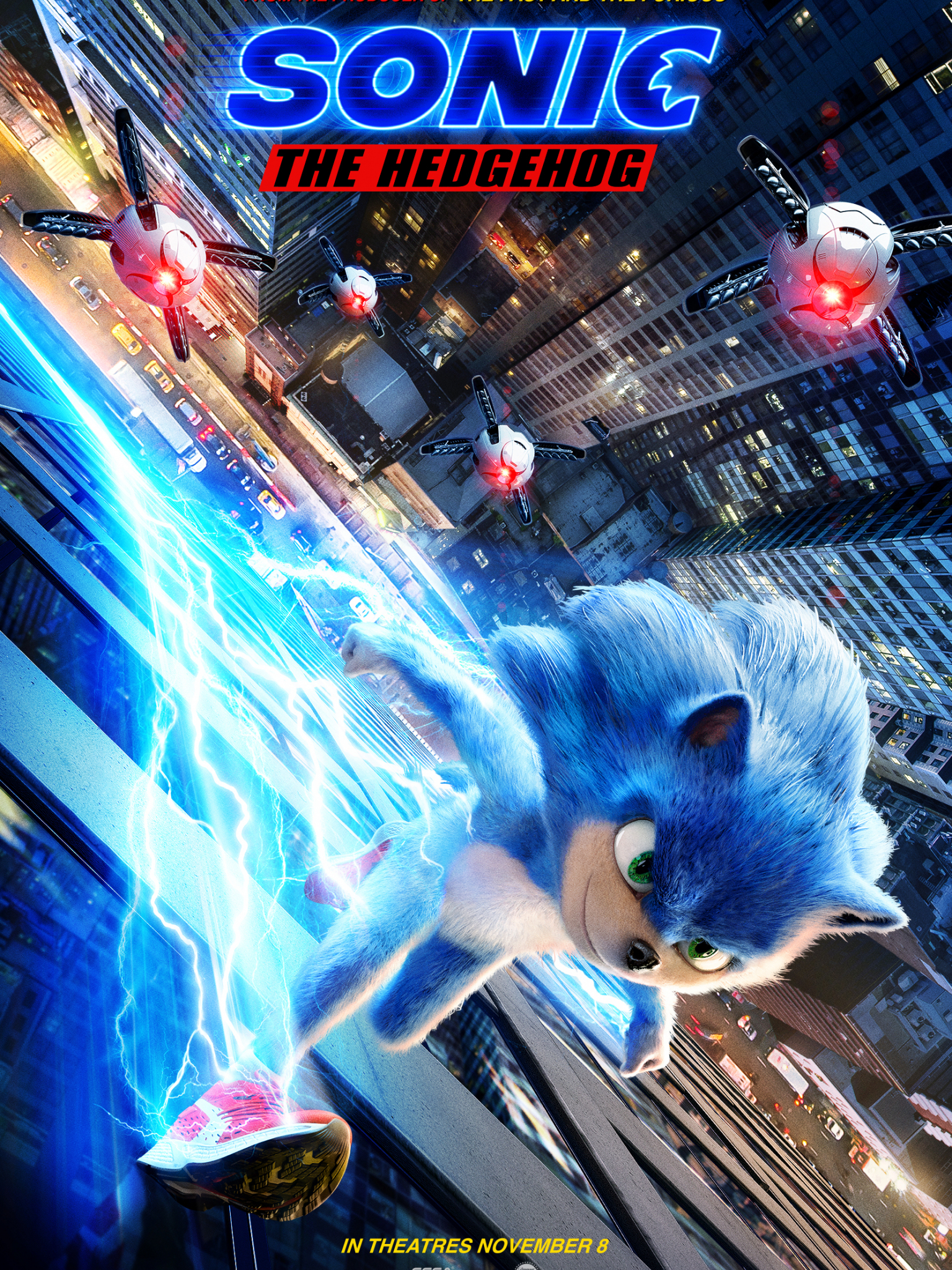 Free Download Sonic The Hedgehog 2020 Imdb 1664x2466 For Your Desktop Mobile Tablet Explore 19 Sonic The Hedgehog Movie 2019 Wallpapers Sonic The Hedgehog Movie 2019 Wallpapers Sonic The