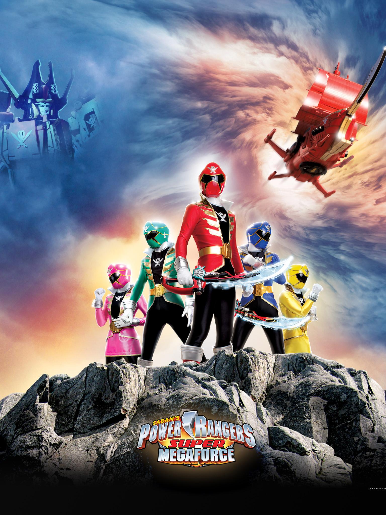 Free Download Power Rangers Wallpaper Super Megaforce Group 2 Fun