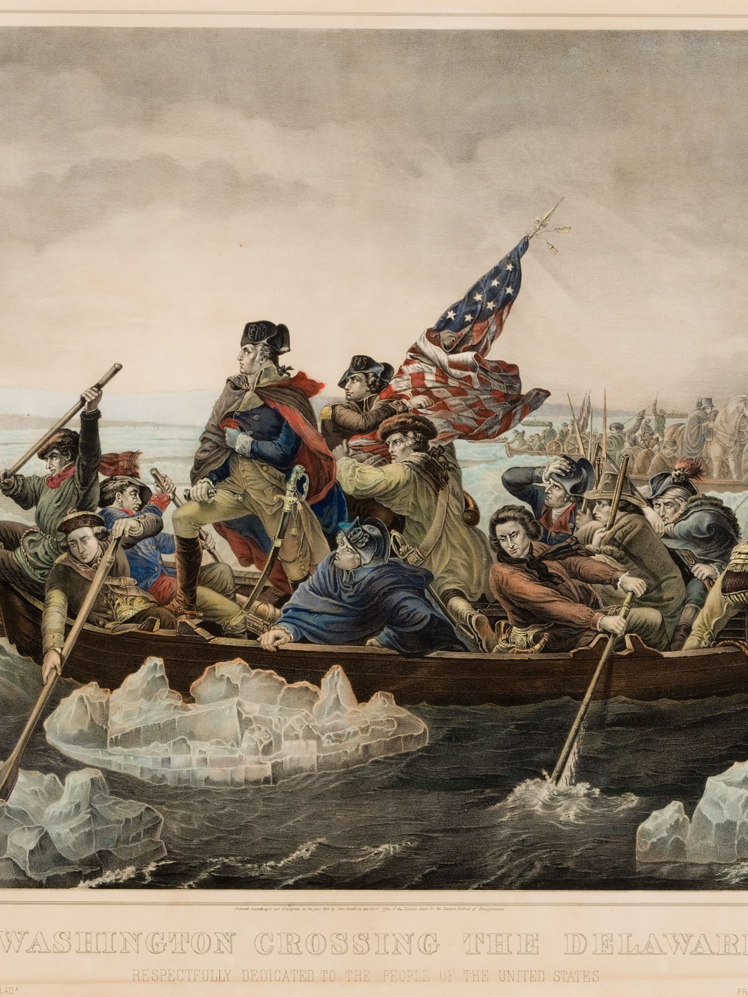 Free Download George Washington Crossing The Delaware Images