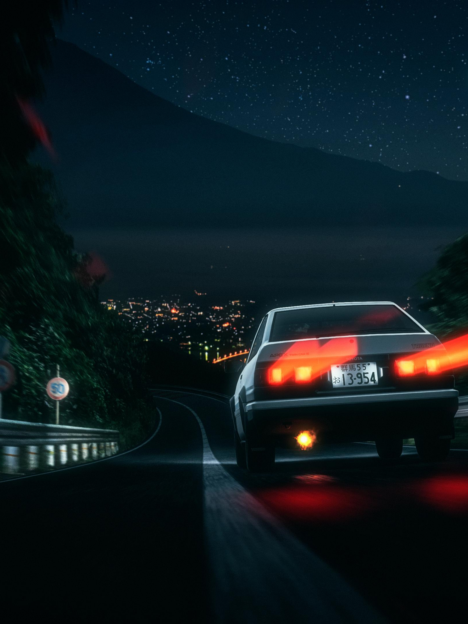 Free download Initial D by RaY21rus [21x21] wallpapers ...