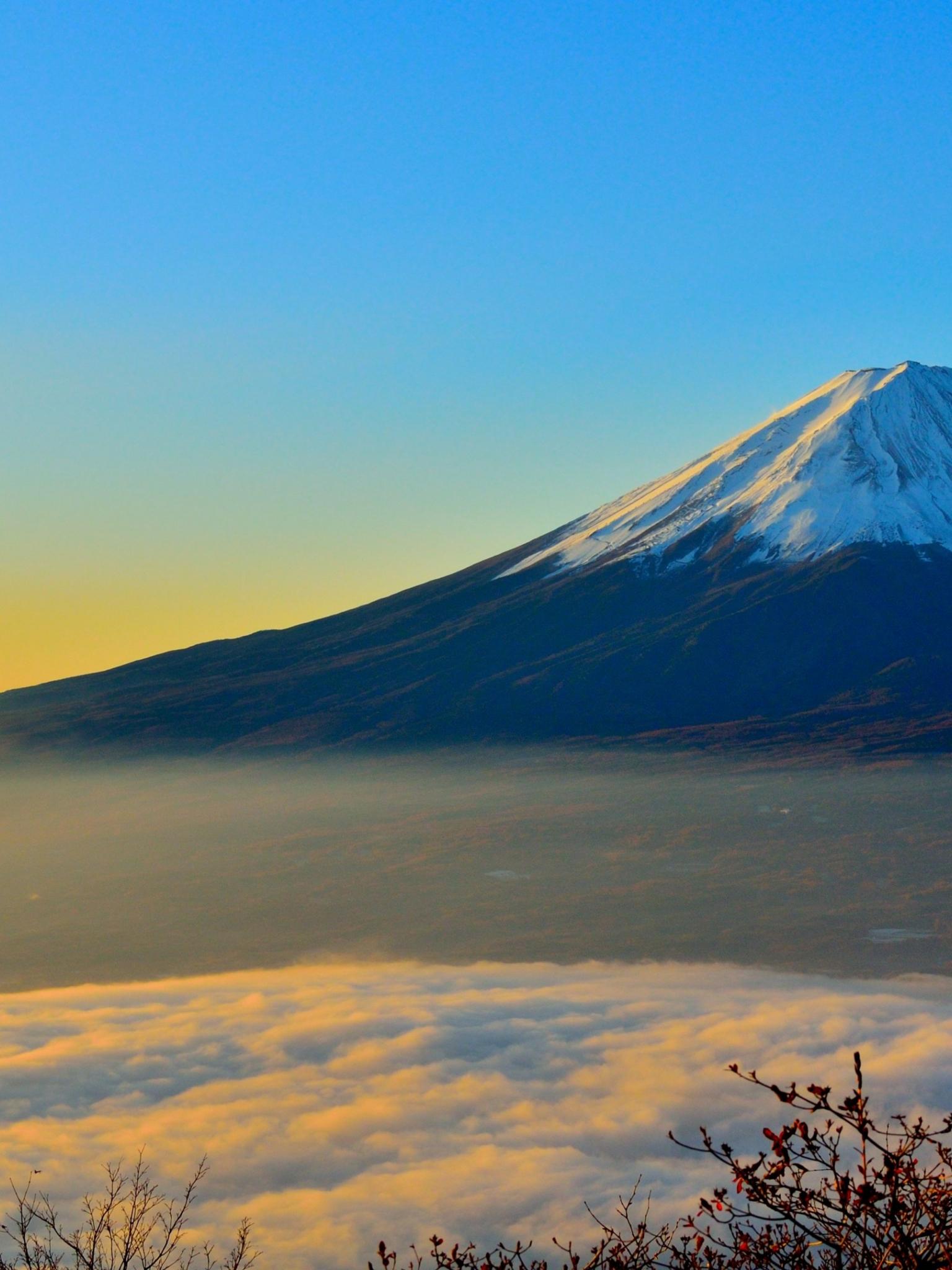 Free Download 4k Mount Fuji Wallpaper Id 128 3840x2160 For