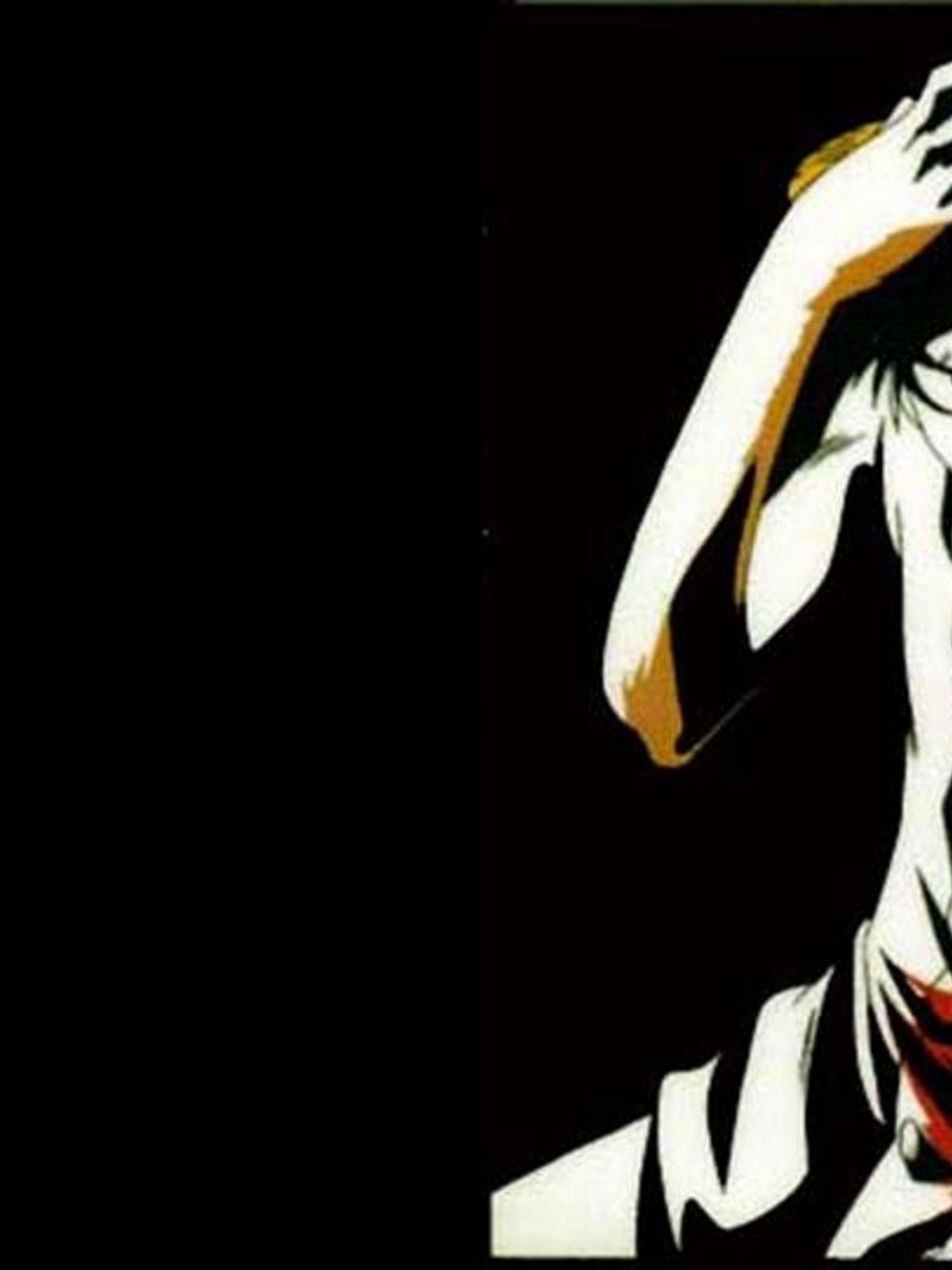 Free Download Luffy Black Background Anime One Piece