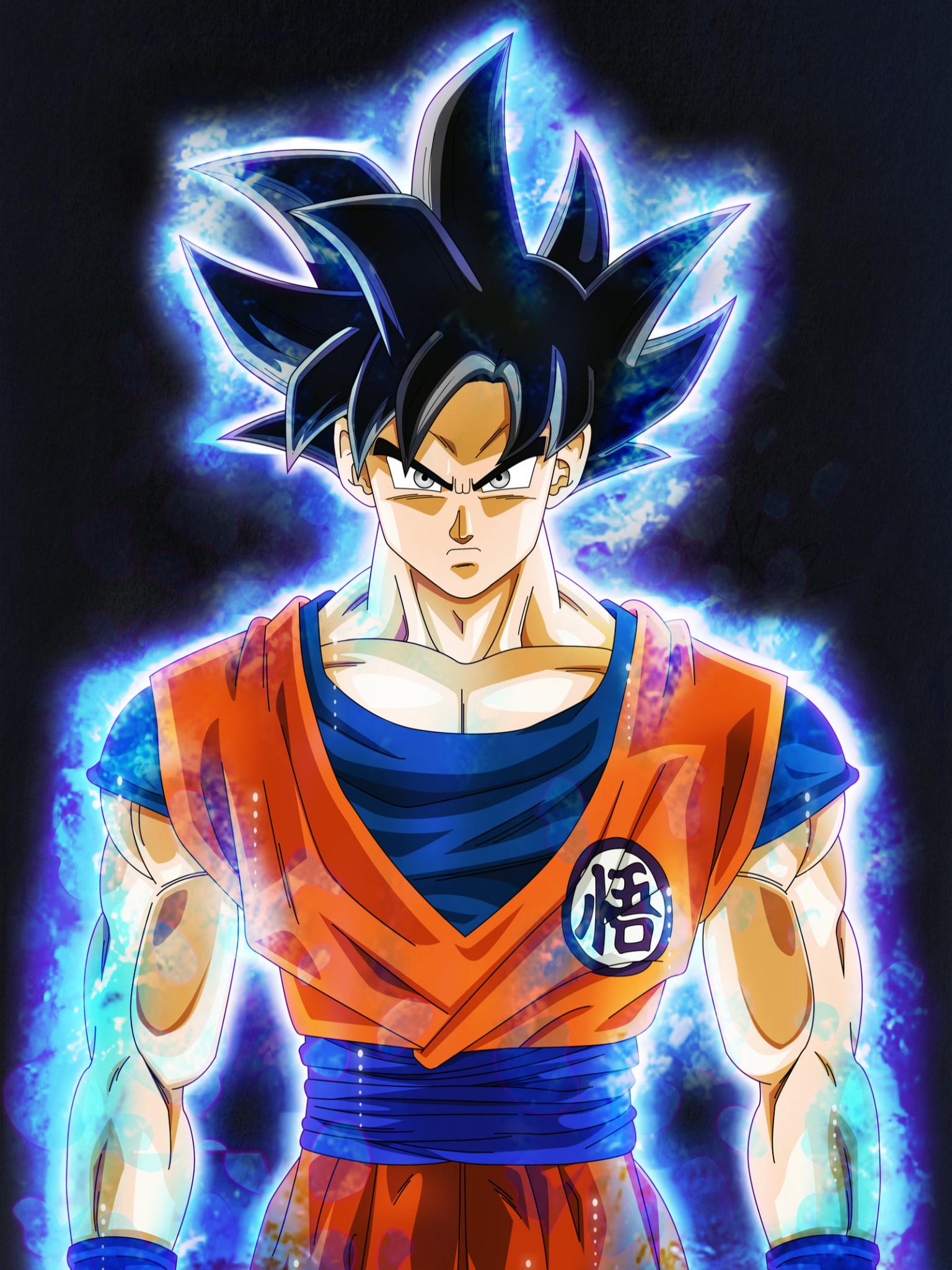 Free Download Dbs Ultra Instinct Goku Wallpaper Wallskid