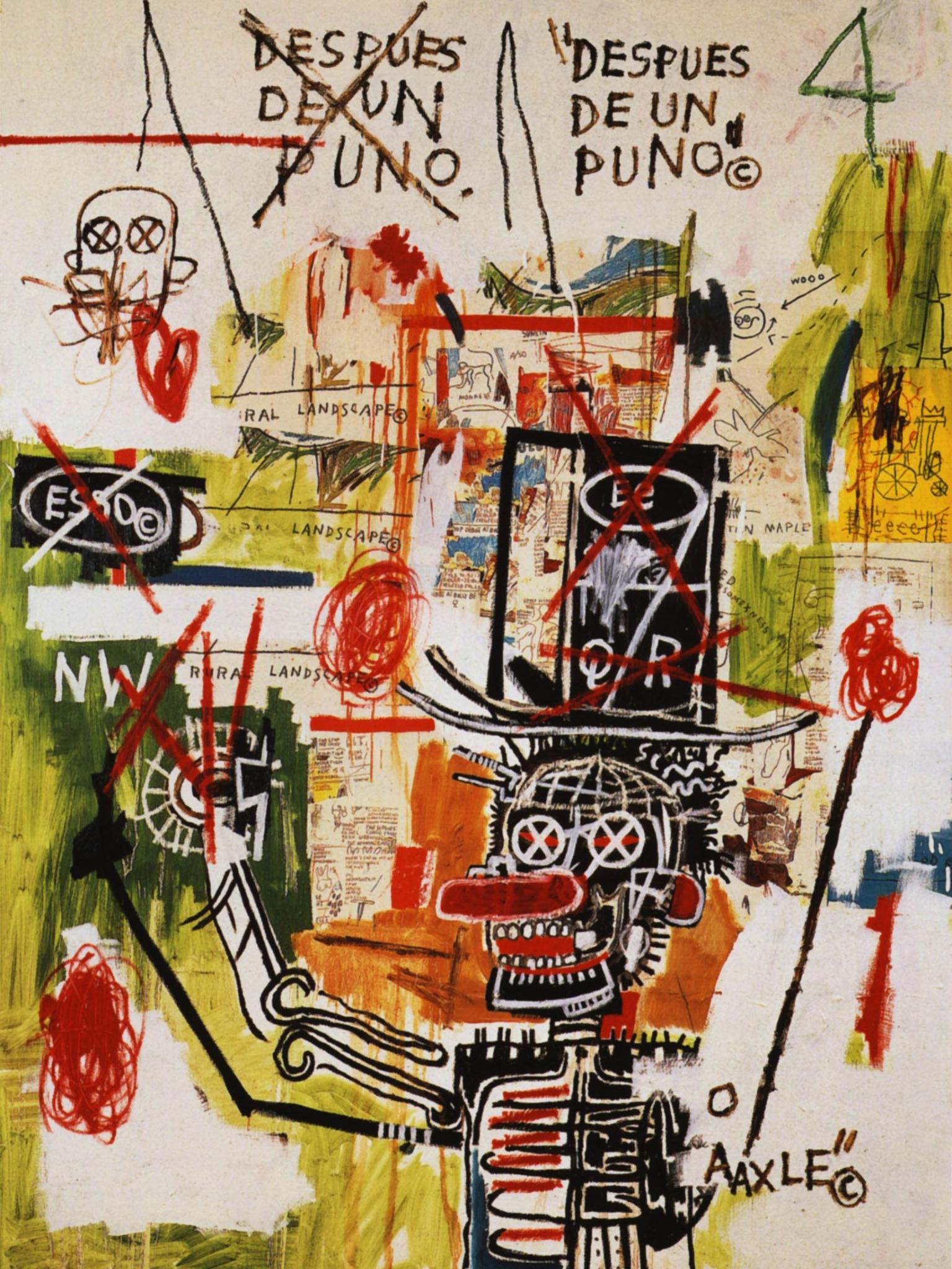 Get Basquiat Wallpaper Mac Groups artist palette challenge
