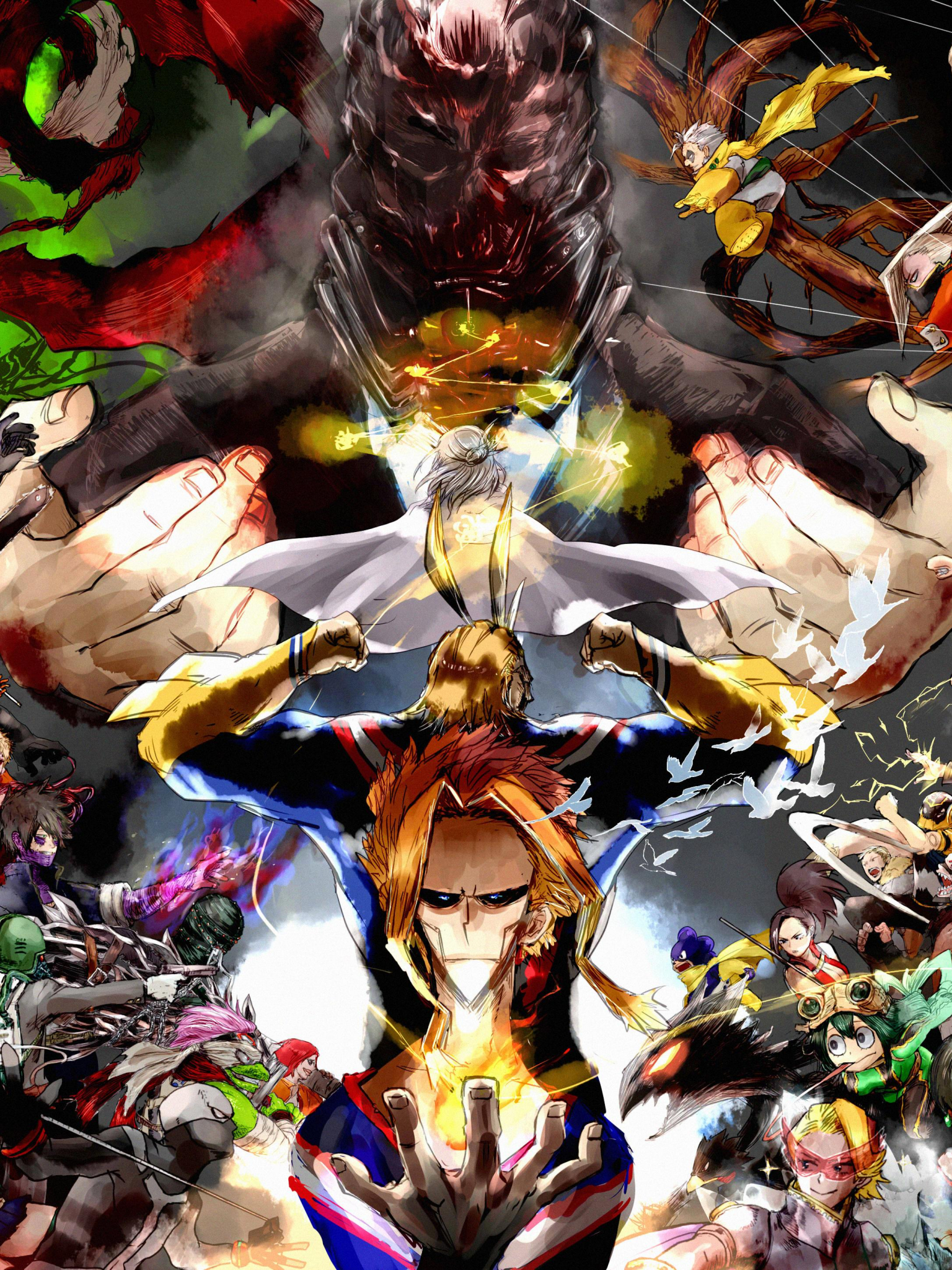 Free Download Boku No Hero Academia 4k Wallpaper Album On Imgur