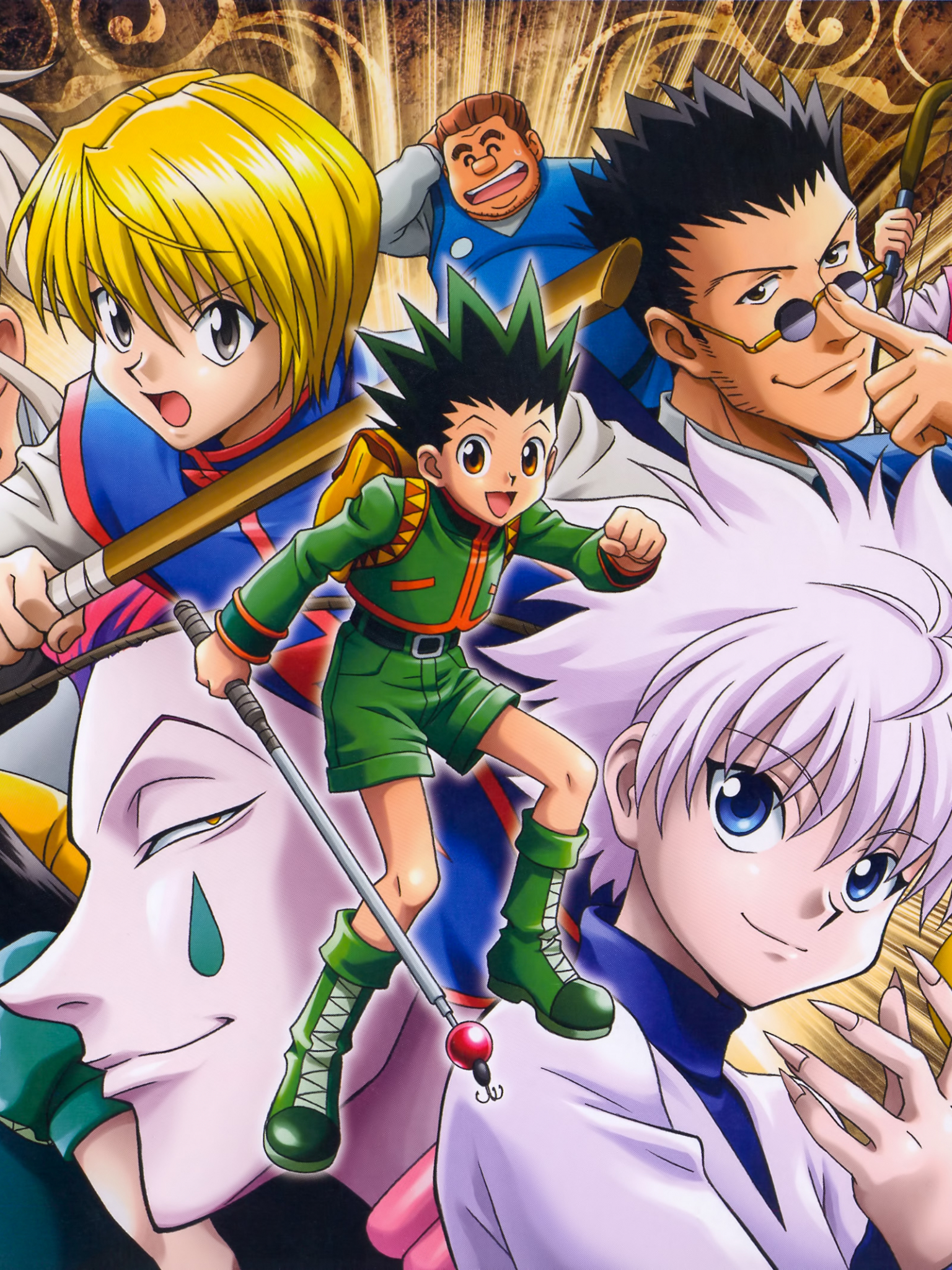Free Download Hunter X Hunter Anime Hd Wallpaper Animation