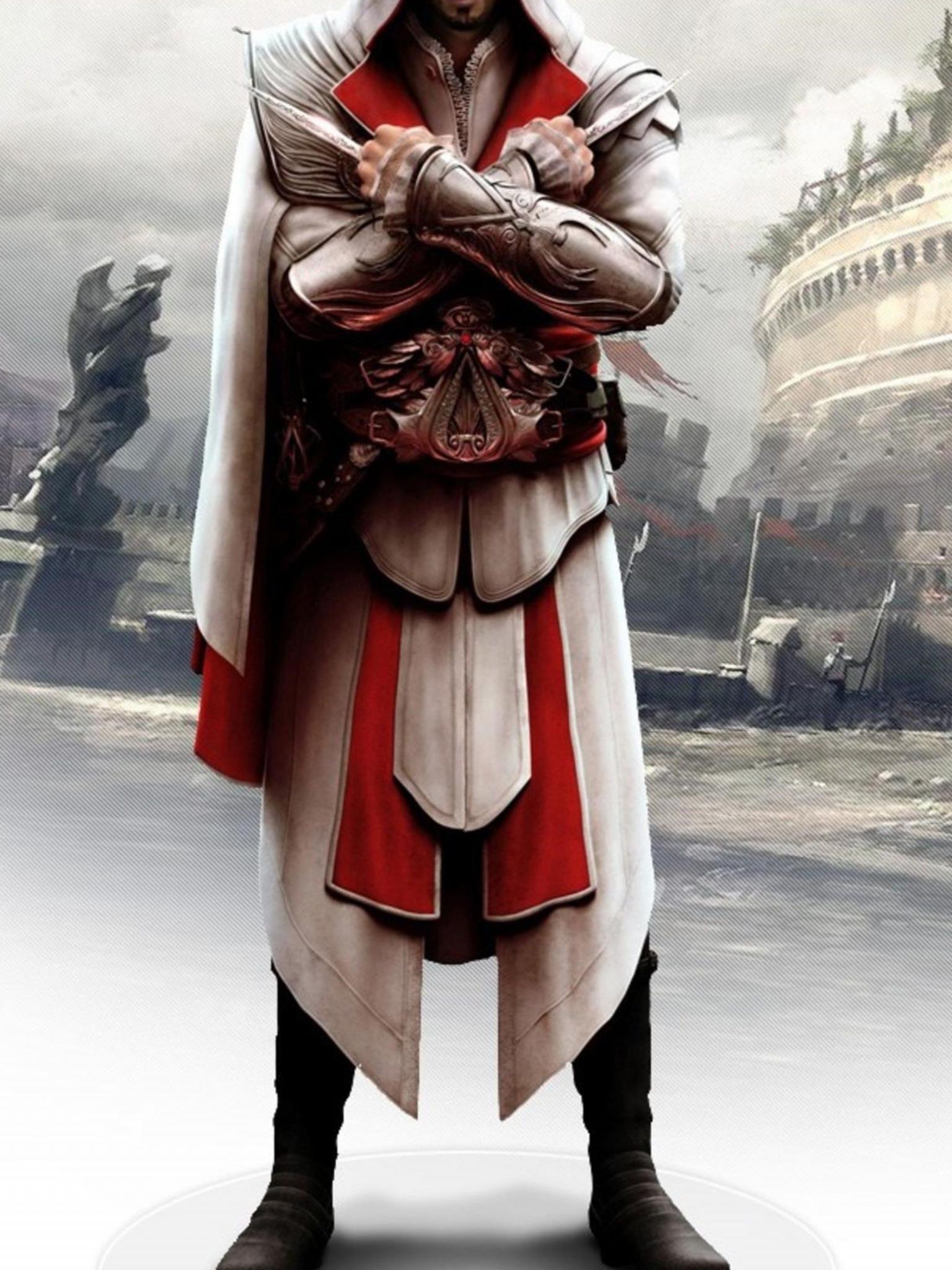 Free Download Misc Ezio In Assassins Creed Brotherhood