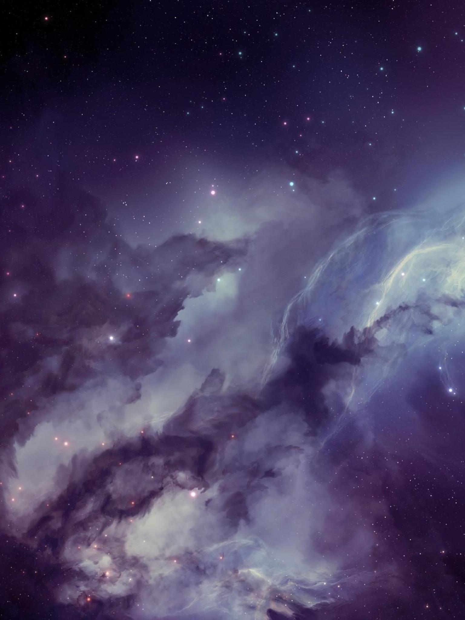 3840x2160px Nebula 4K Wallpaper