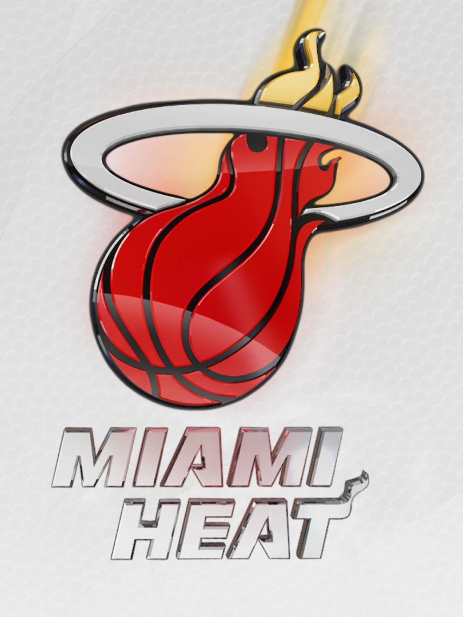 Free download Miami Heat iPad Pro 105