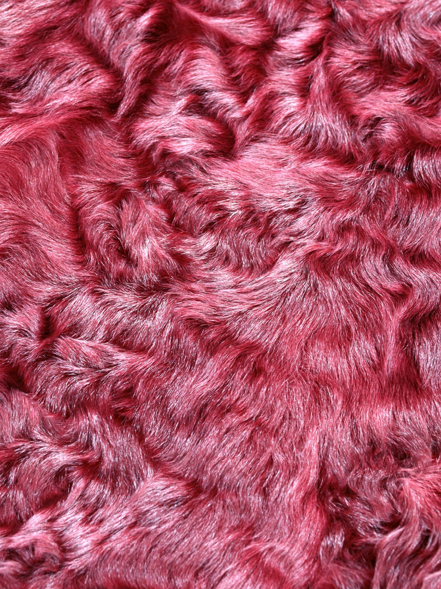 Free Download Download Texture Pink Fur Texture Background Image