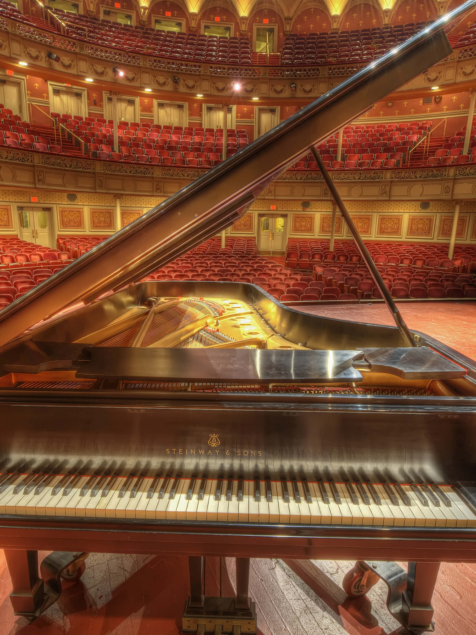 Free Download Steinway Sons Piano At Carnegie Music Hall