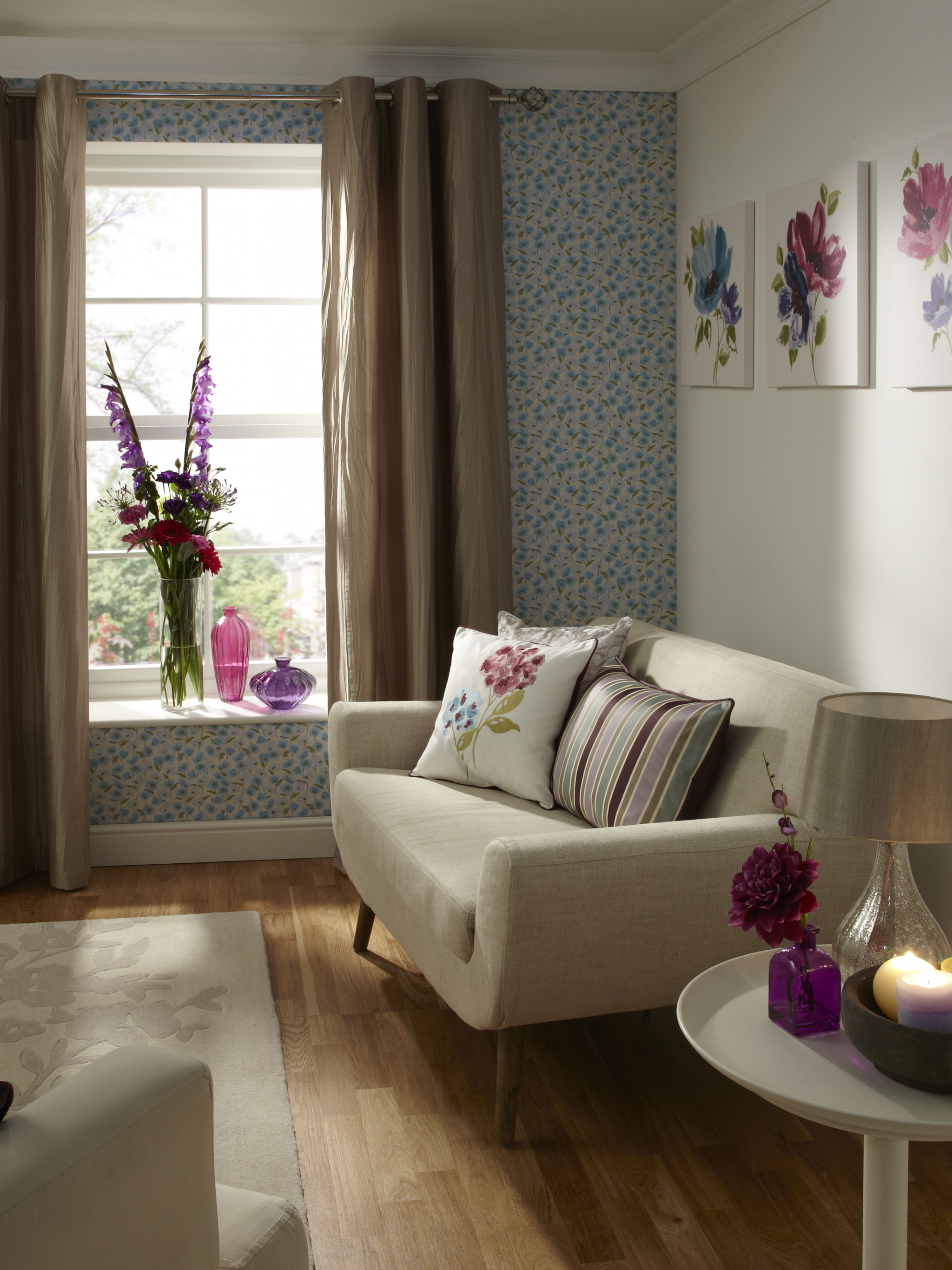 Iliv In Bloom Bed Linen Throws