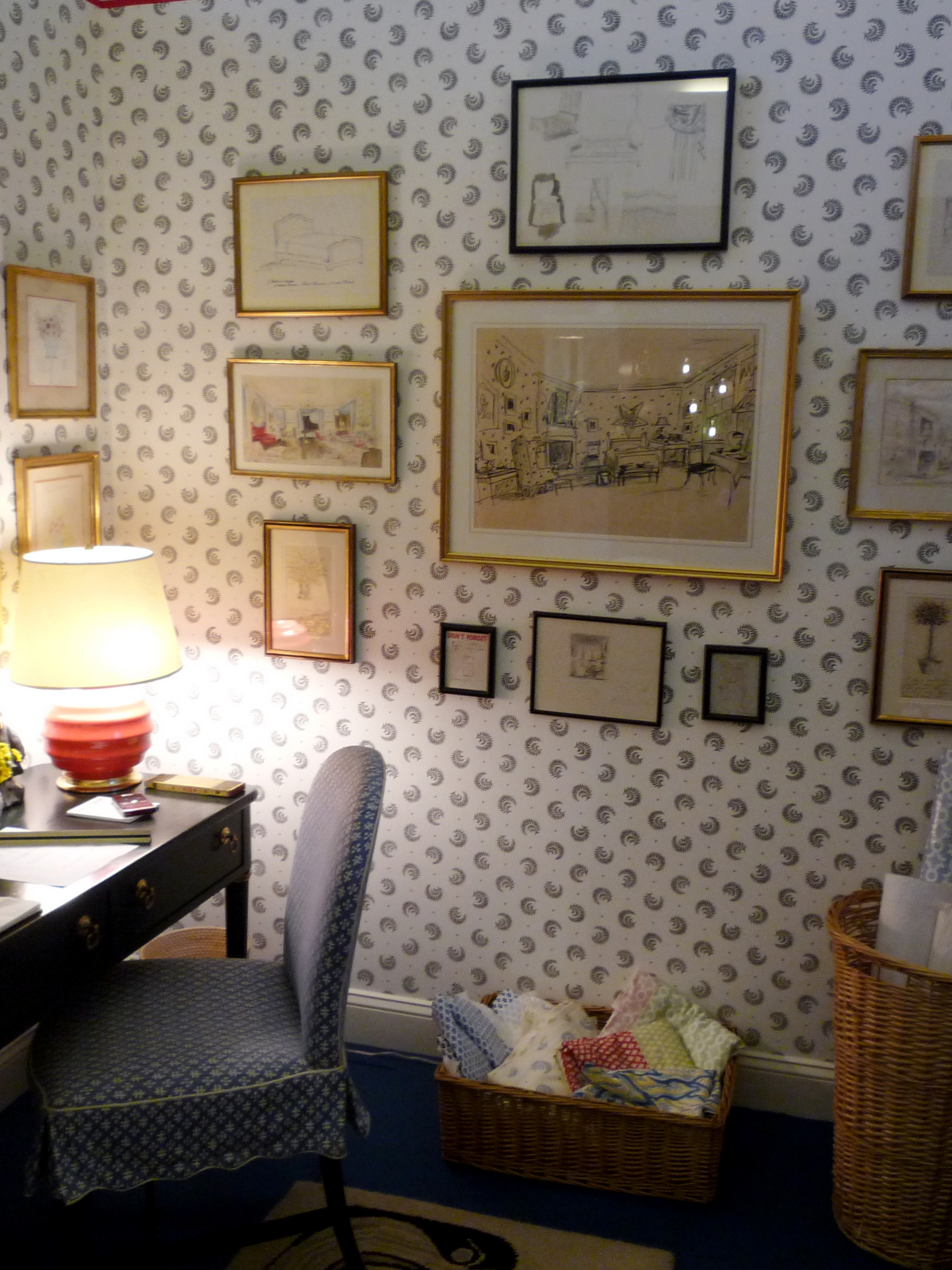 Showhouse A Tribute To Albert Hadley