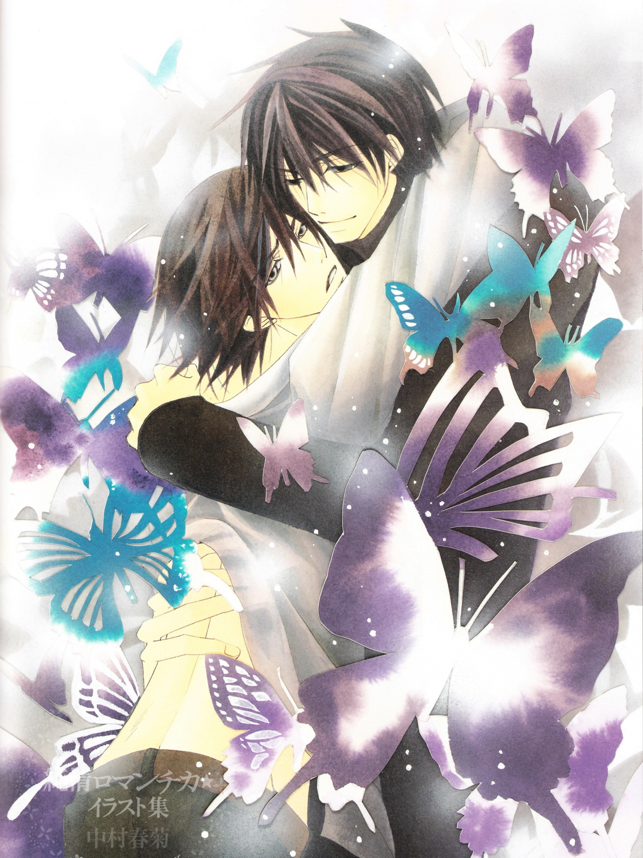Free Download Junjou Egoist Mobile Wallpaper Zerochan Anime Image