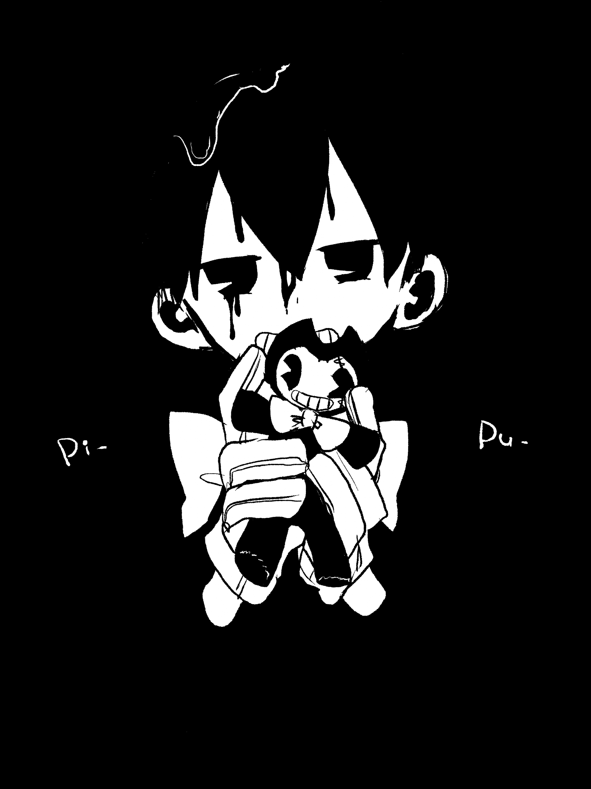 Free Download Bendy Bendy And The Ink Machine Zerochan Anime Image