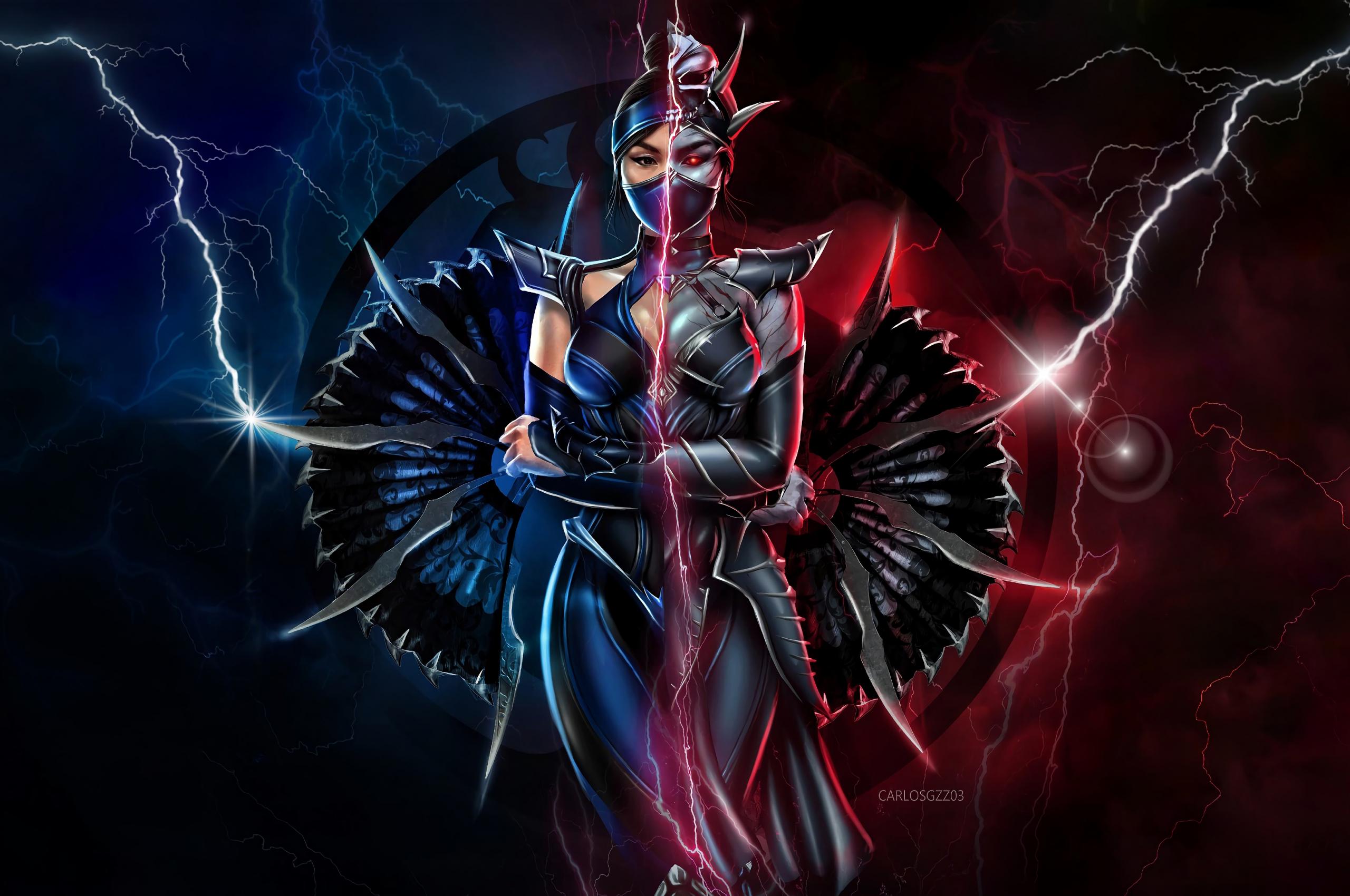 Free Download Kitana Mortal Kombat 11 Wallpaper Hd Artist 4k