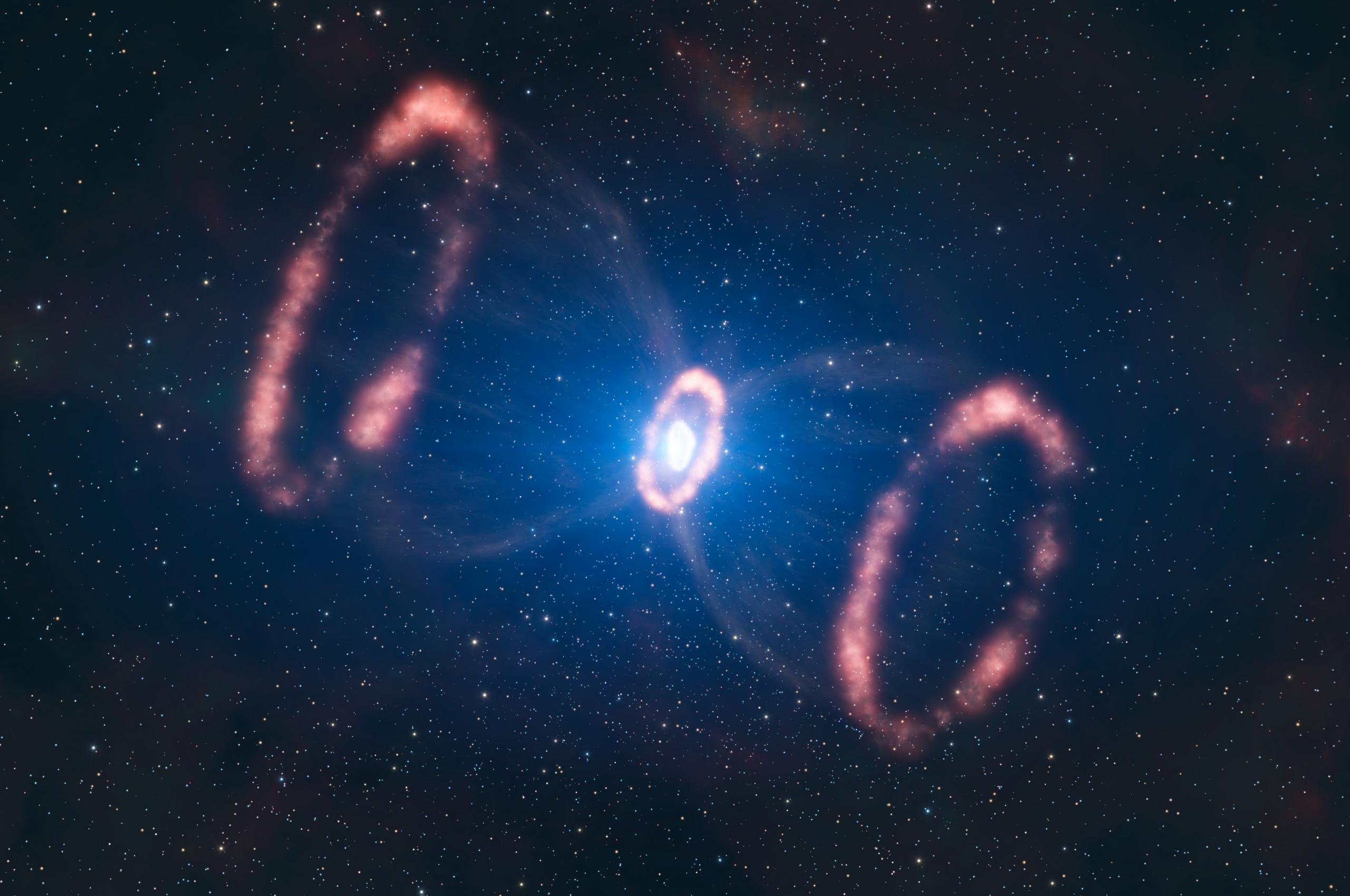 supernova type 2 - HD2560×1700