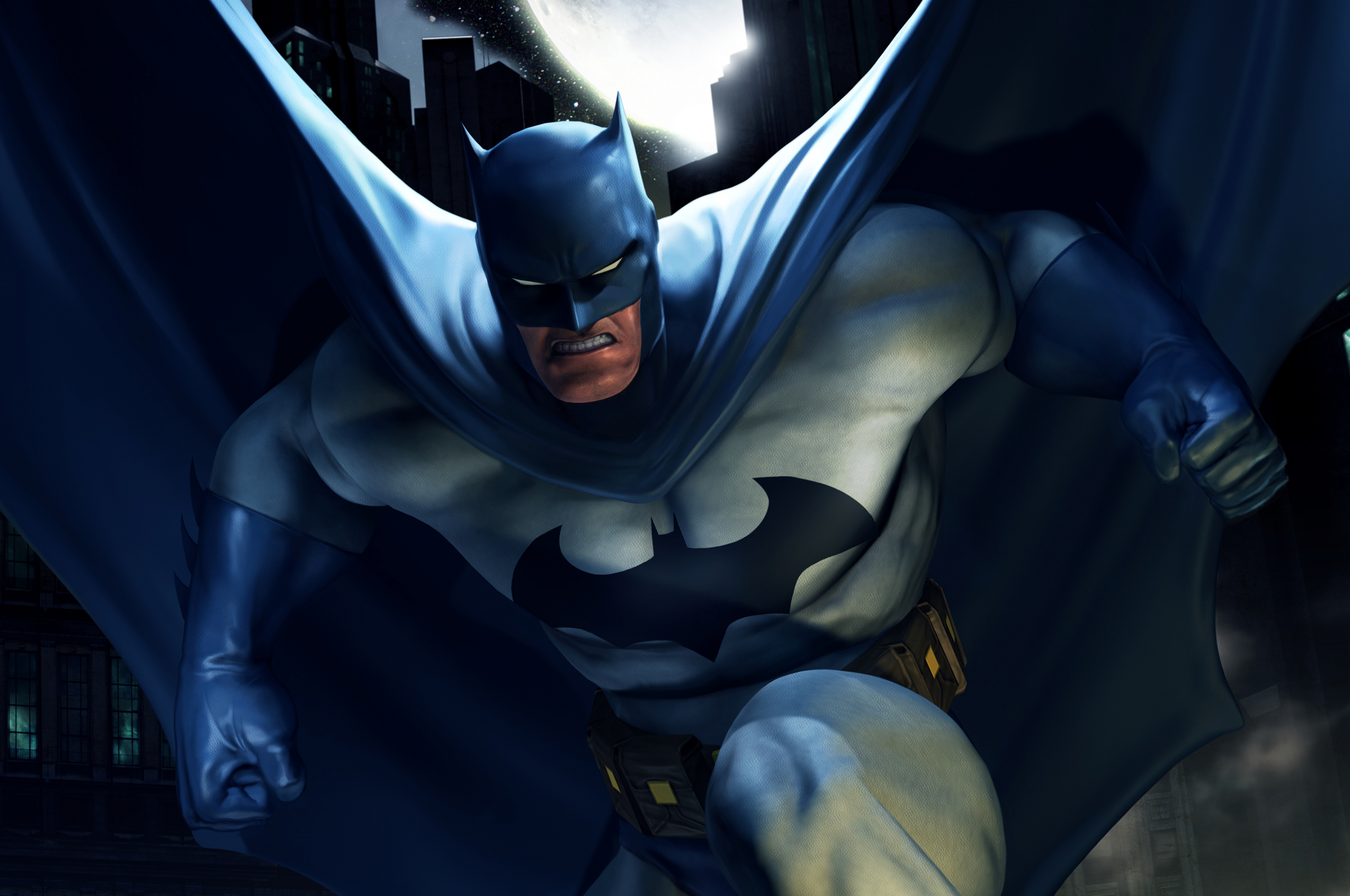 Free Download Batman Dc Universe Online Wallpapers Hd Wallpapers