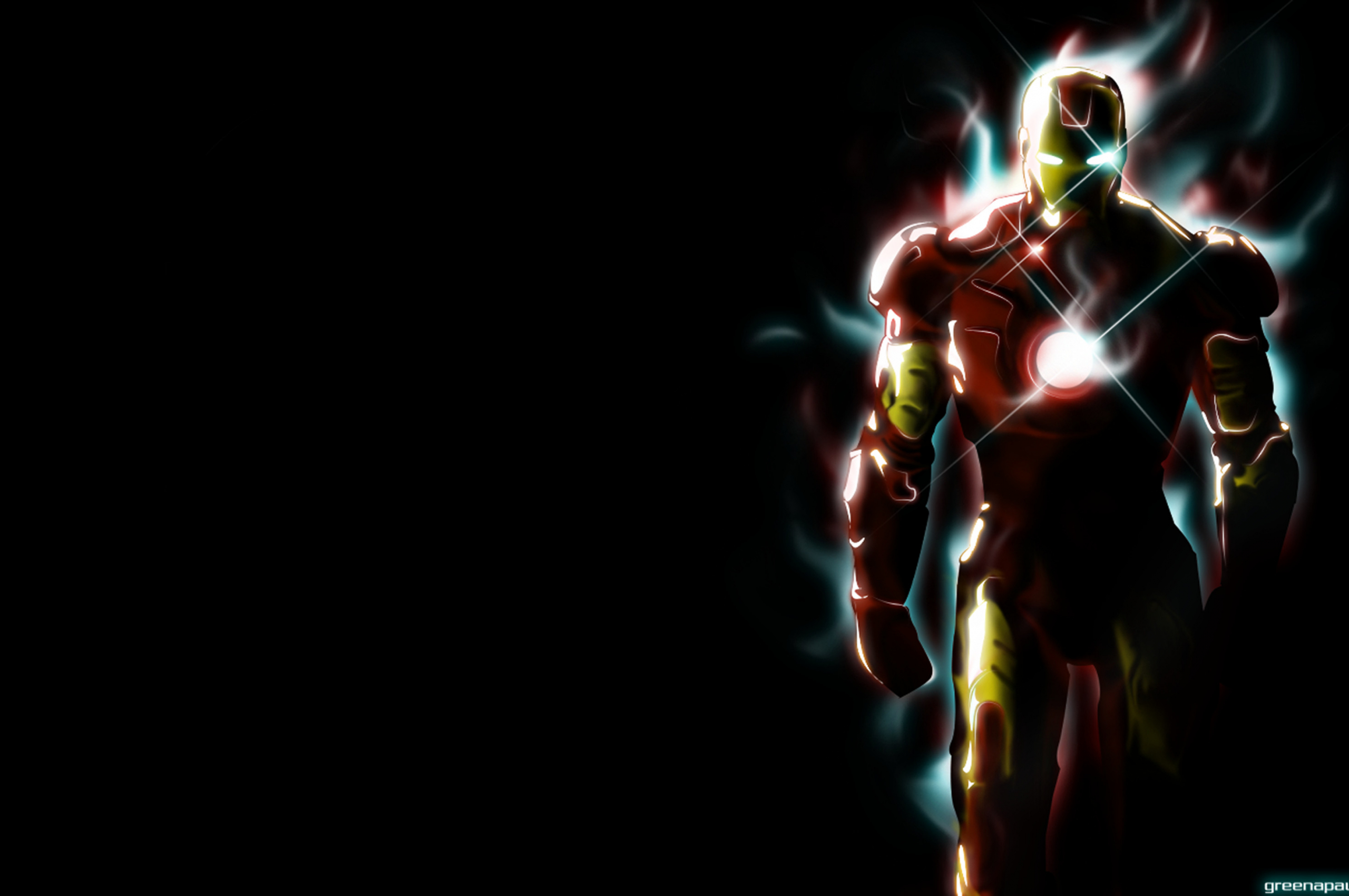 Free Download Cool Iron Man Wallpaper Images Pictures Becuo
