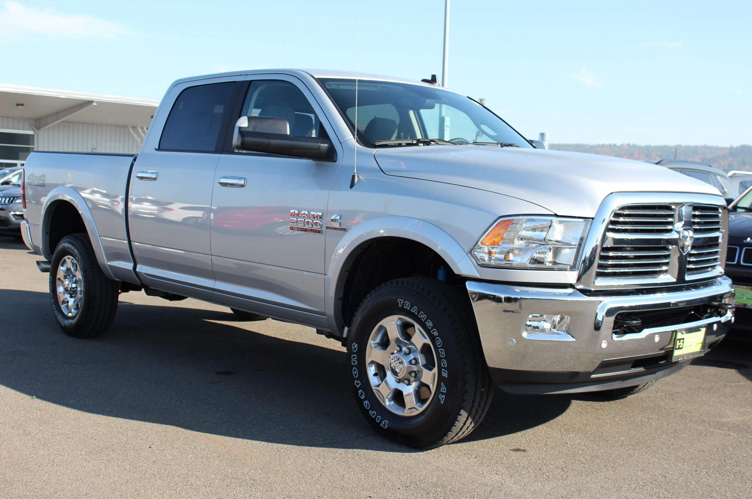 Free Download Dodge 2019 2020 Dodge Ram 2500 Slt Wallpaper