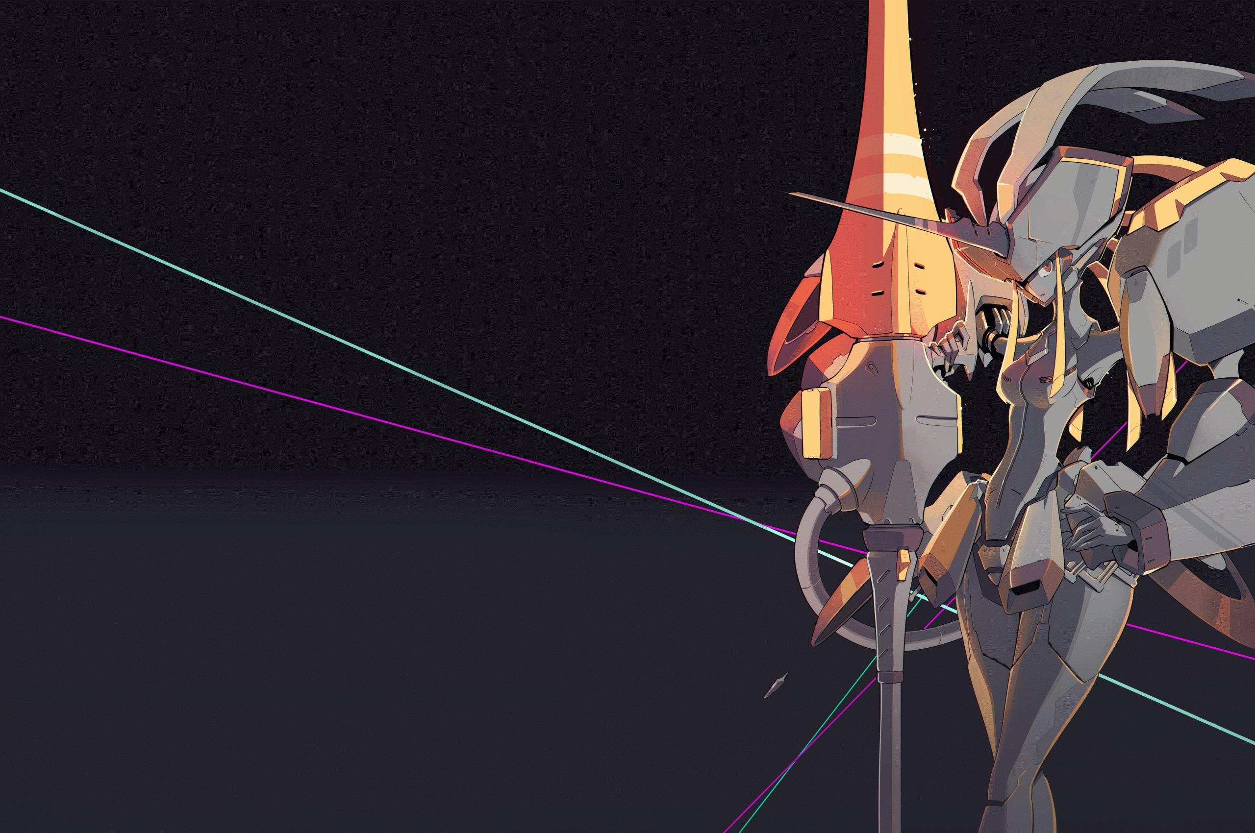 Free Download Darling In The Franxx Key Visual Edit Hd Wallpaper From 4425x2489 For Your Desktop Mobile Tablet Explore 37 Darling In The Franxx Wallpapers Darling In The Franxx